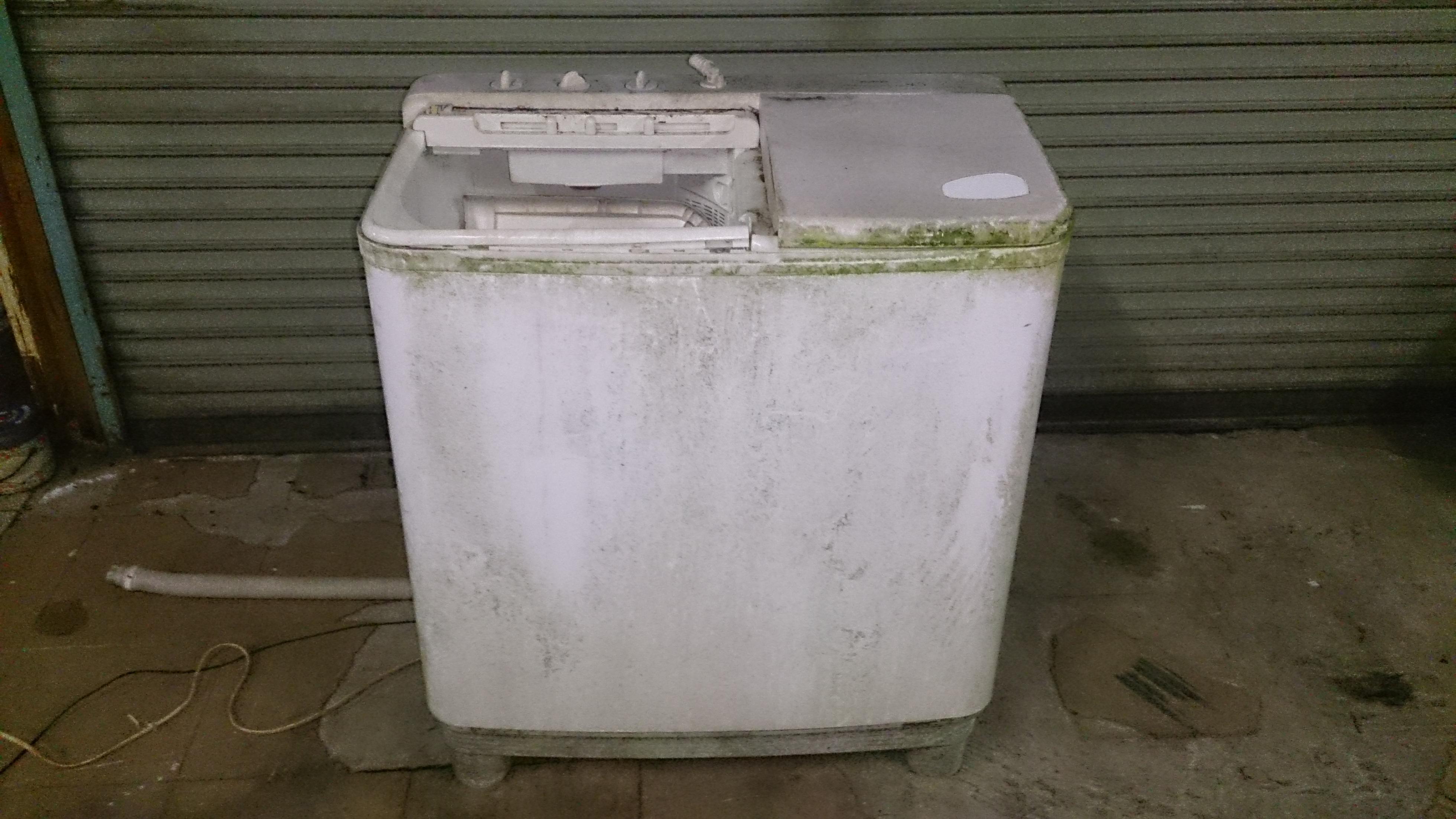 不用品の洗濯機