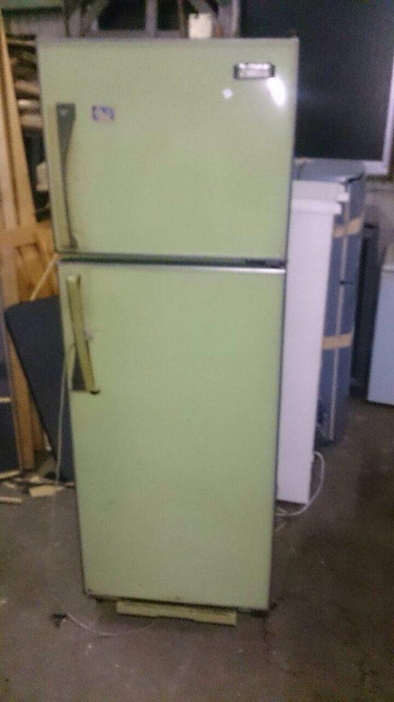 昭和初期の冷蔵庫