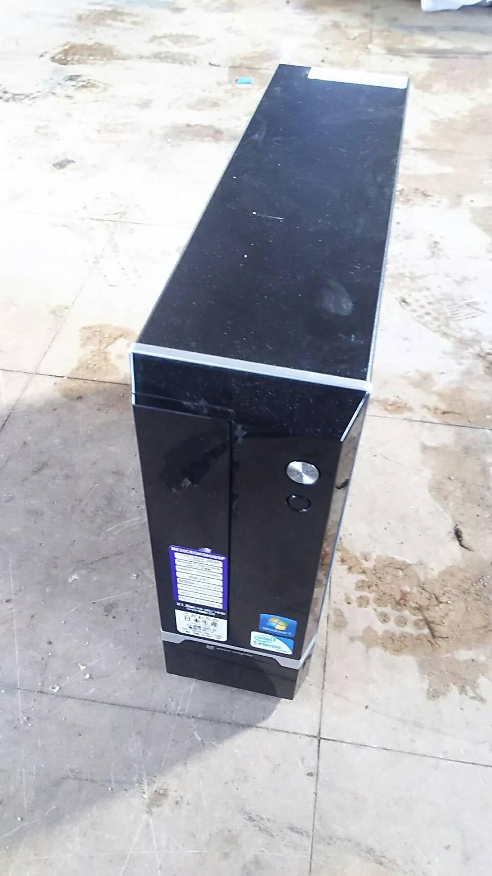 玉野市で不用品回収したパソコン本体