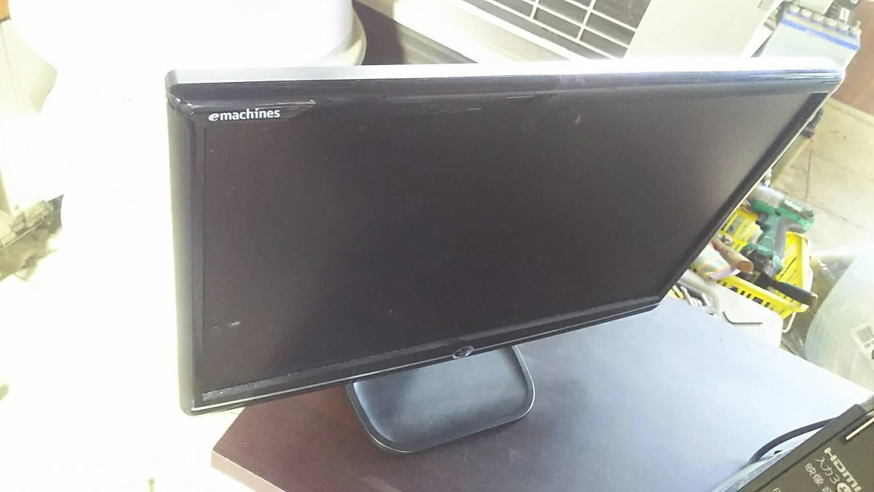 玉野市で不用品回収した液晶テレビ