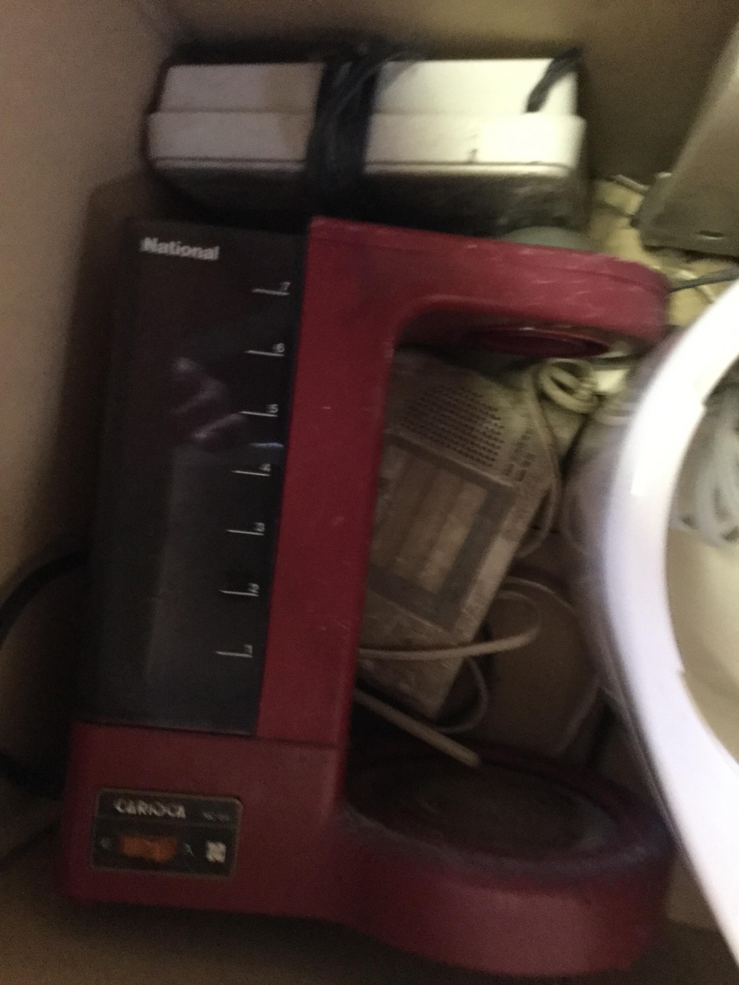 津山市で不用品回収したコーヒーメーカー