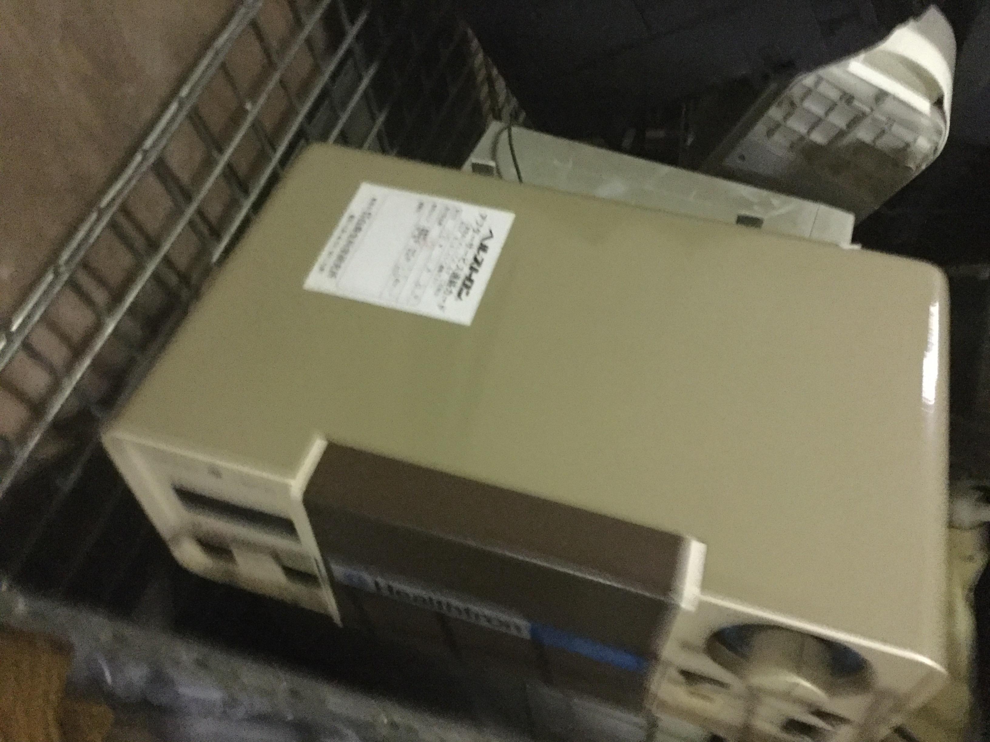 岡山市北区で不用品回収したレコーダー