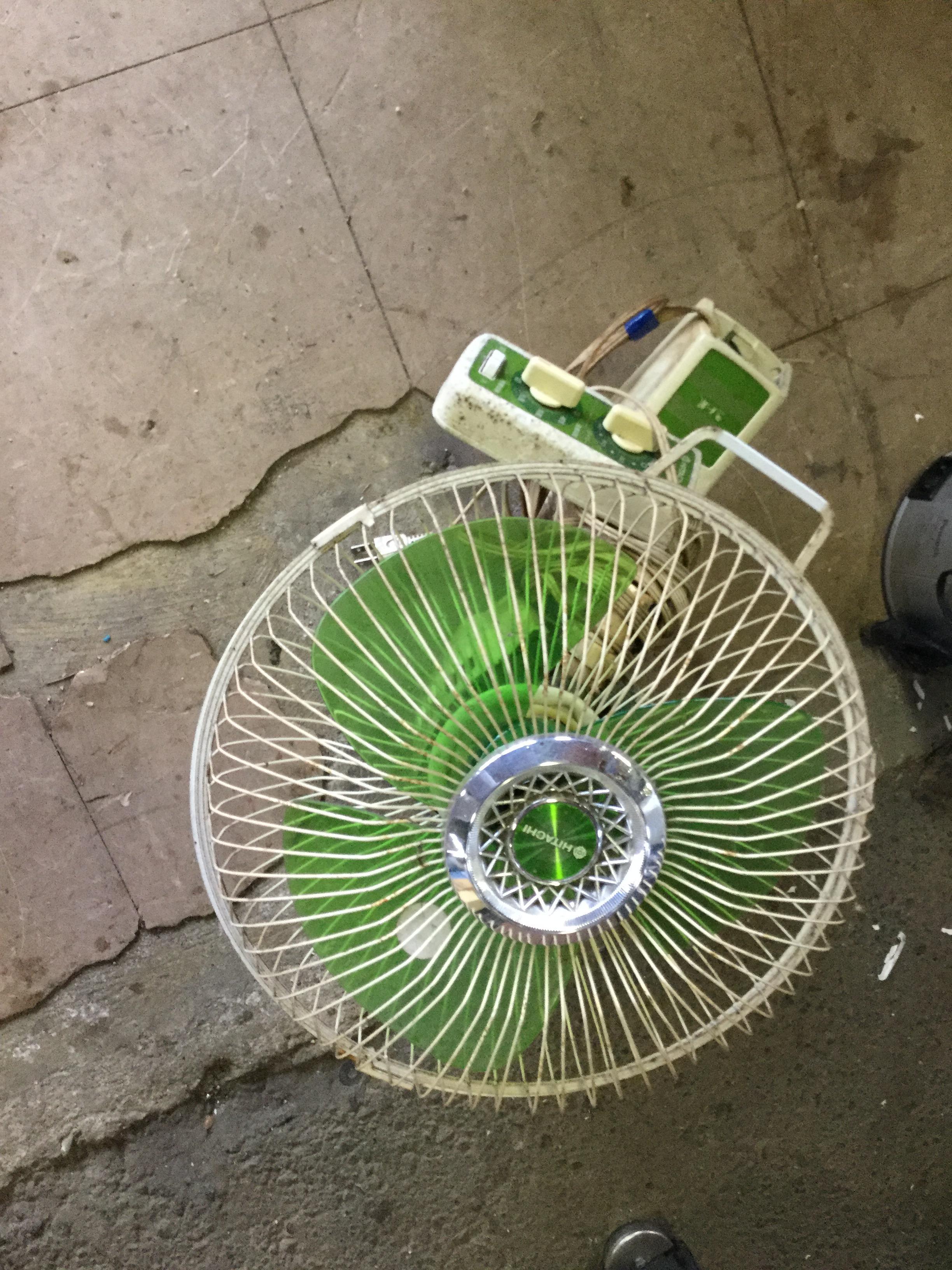 津山市で不用品回収した扇風機