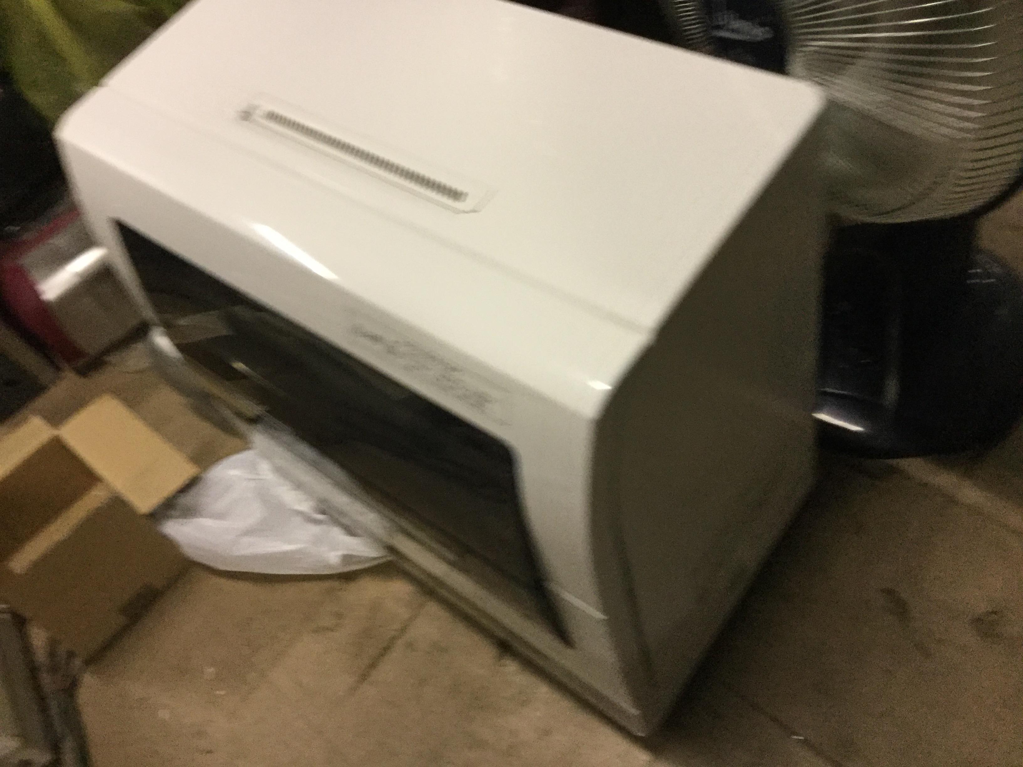 津山市で不用品回収した食洗機