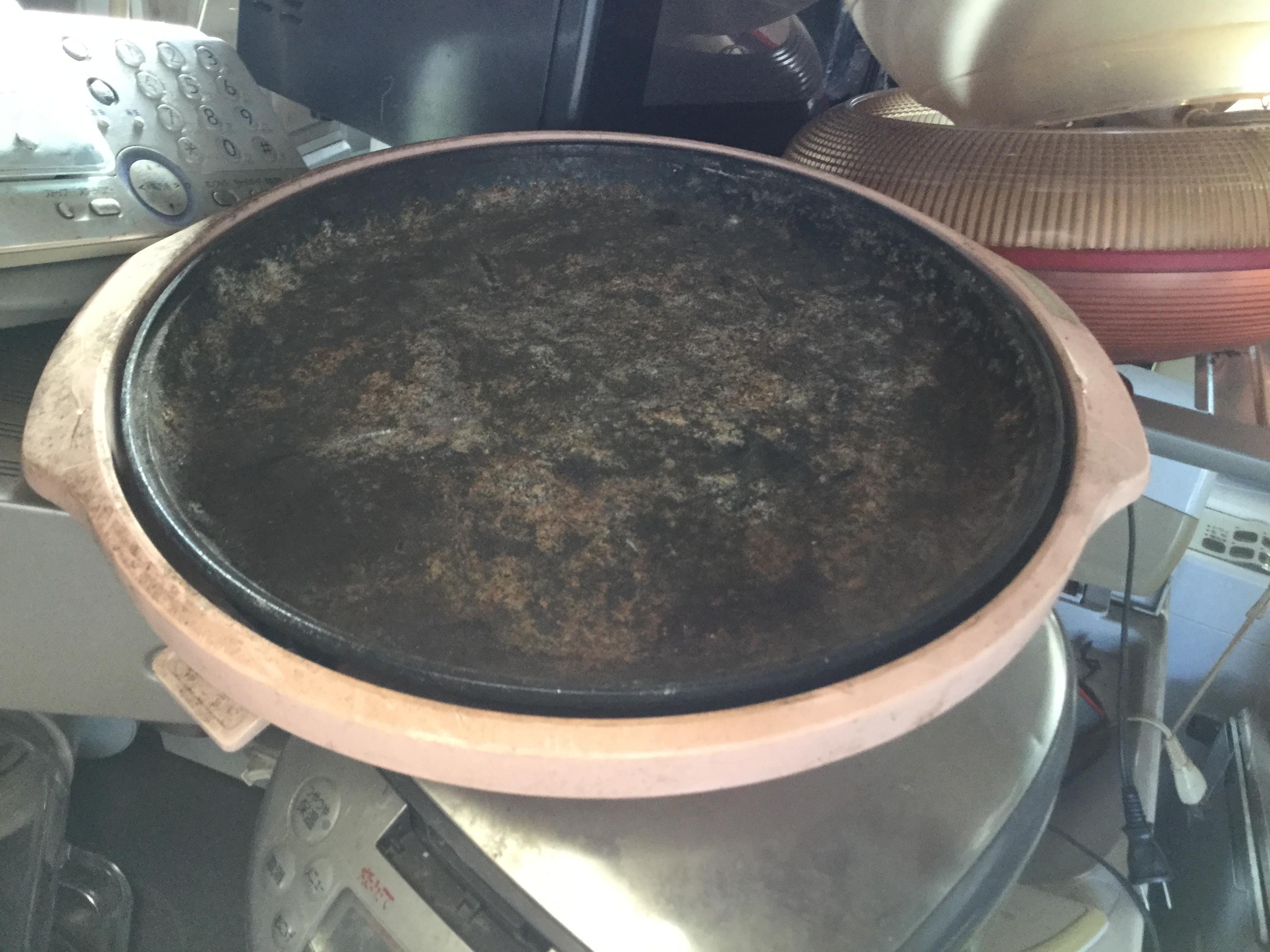 玉野市で不用品回収したホットプレート