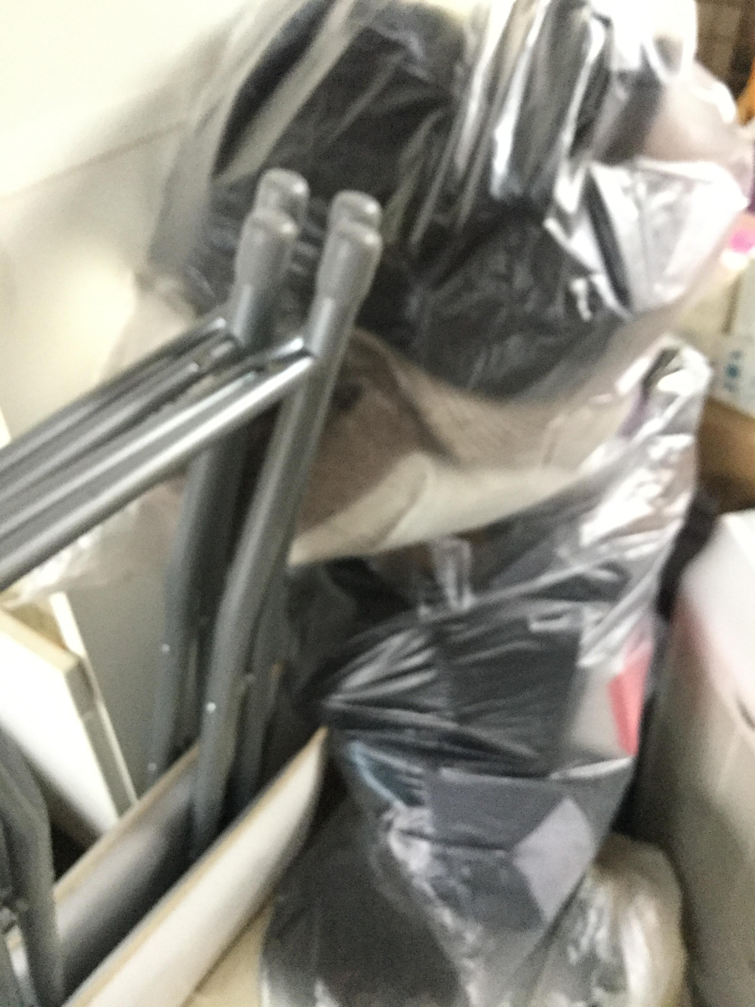 岡山市東区で粗大ゴミの回収した混載ゴミ