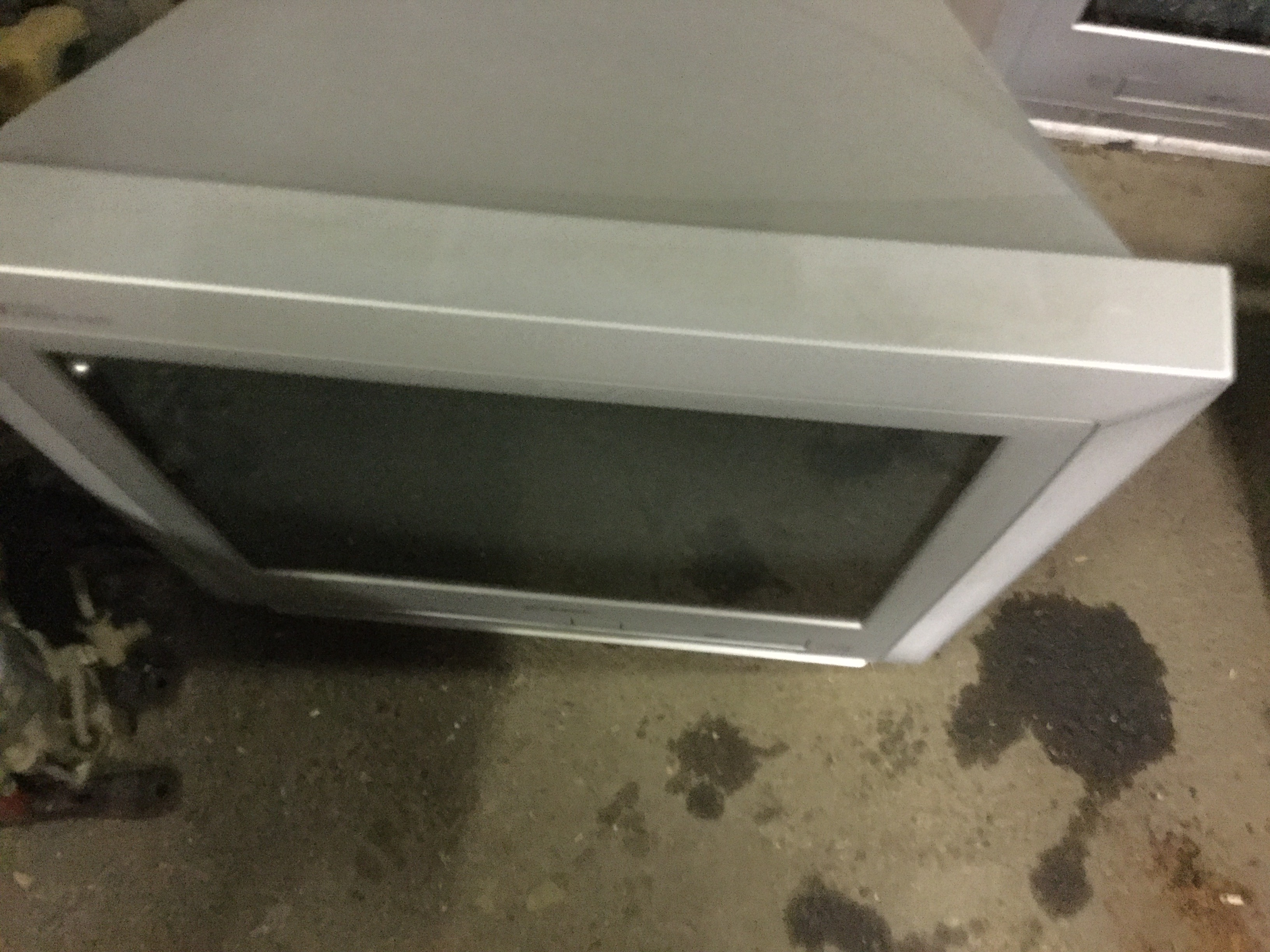 岡山市南区で不用品回収したブラウン管テレビ