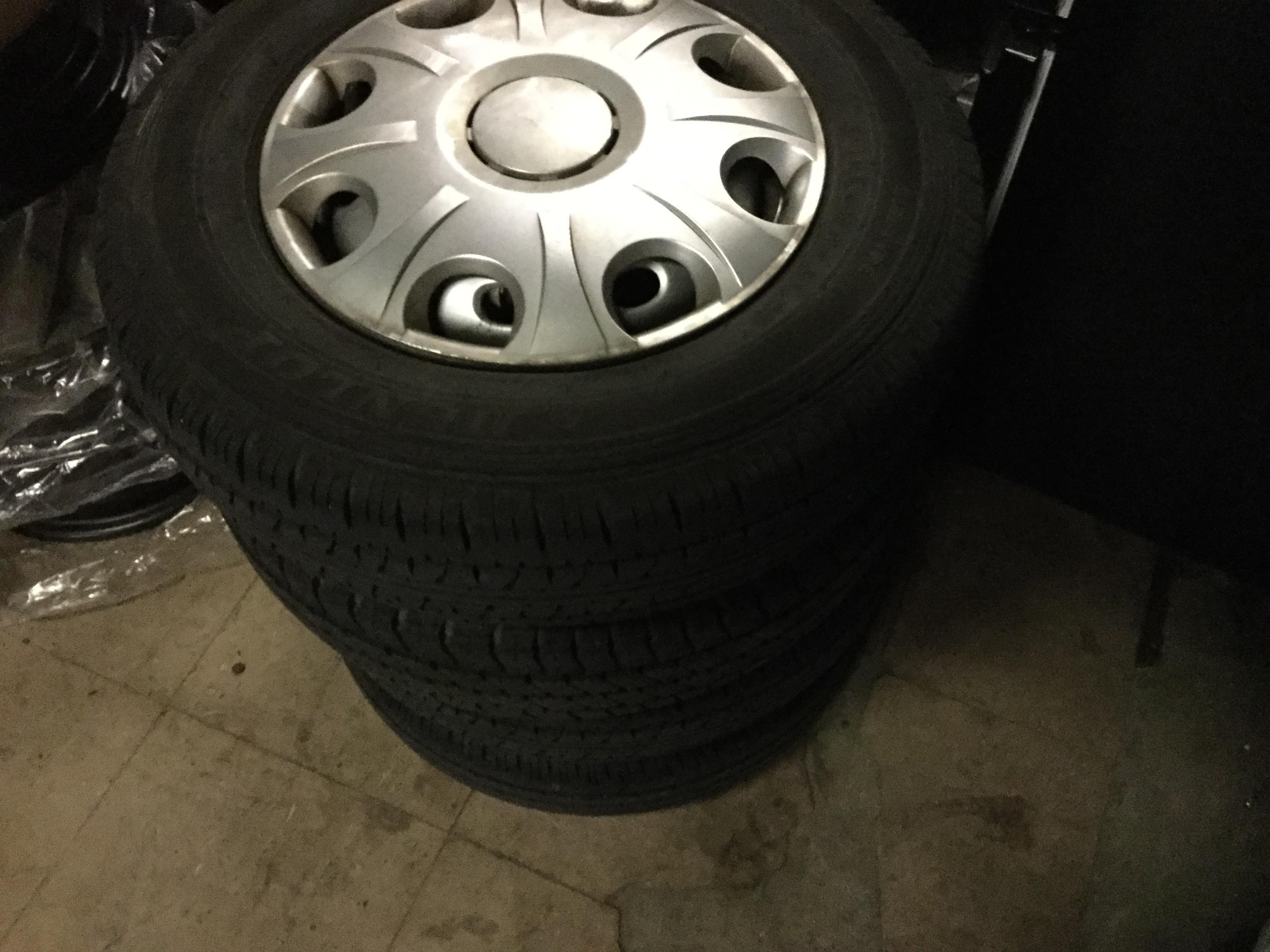 タイヤ③です。
