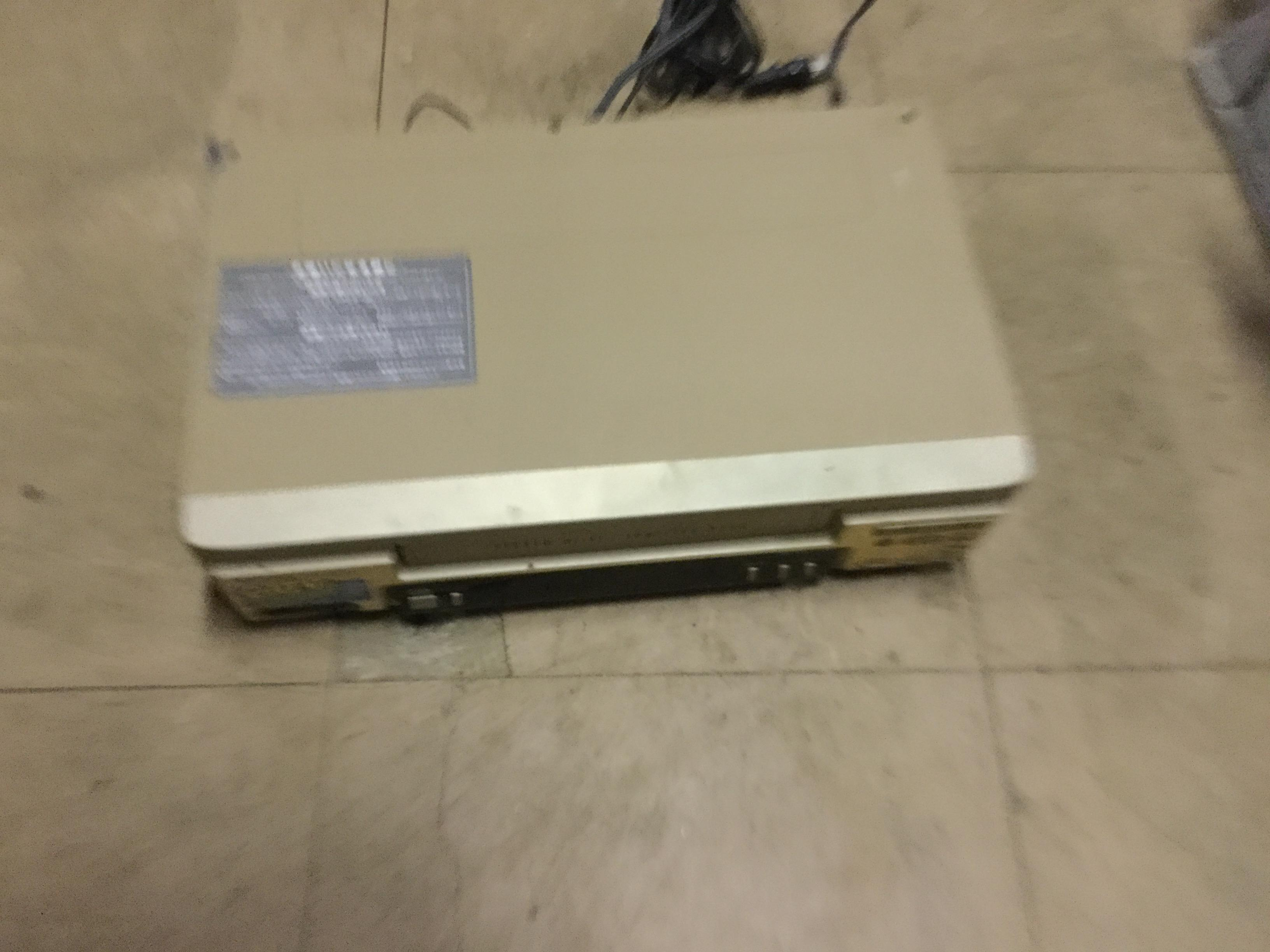 岡山市北区で不用品回収したビデオデッキ