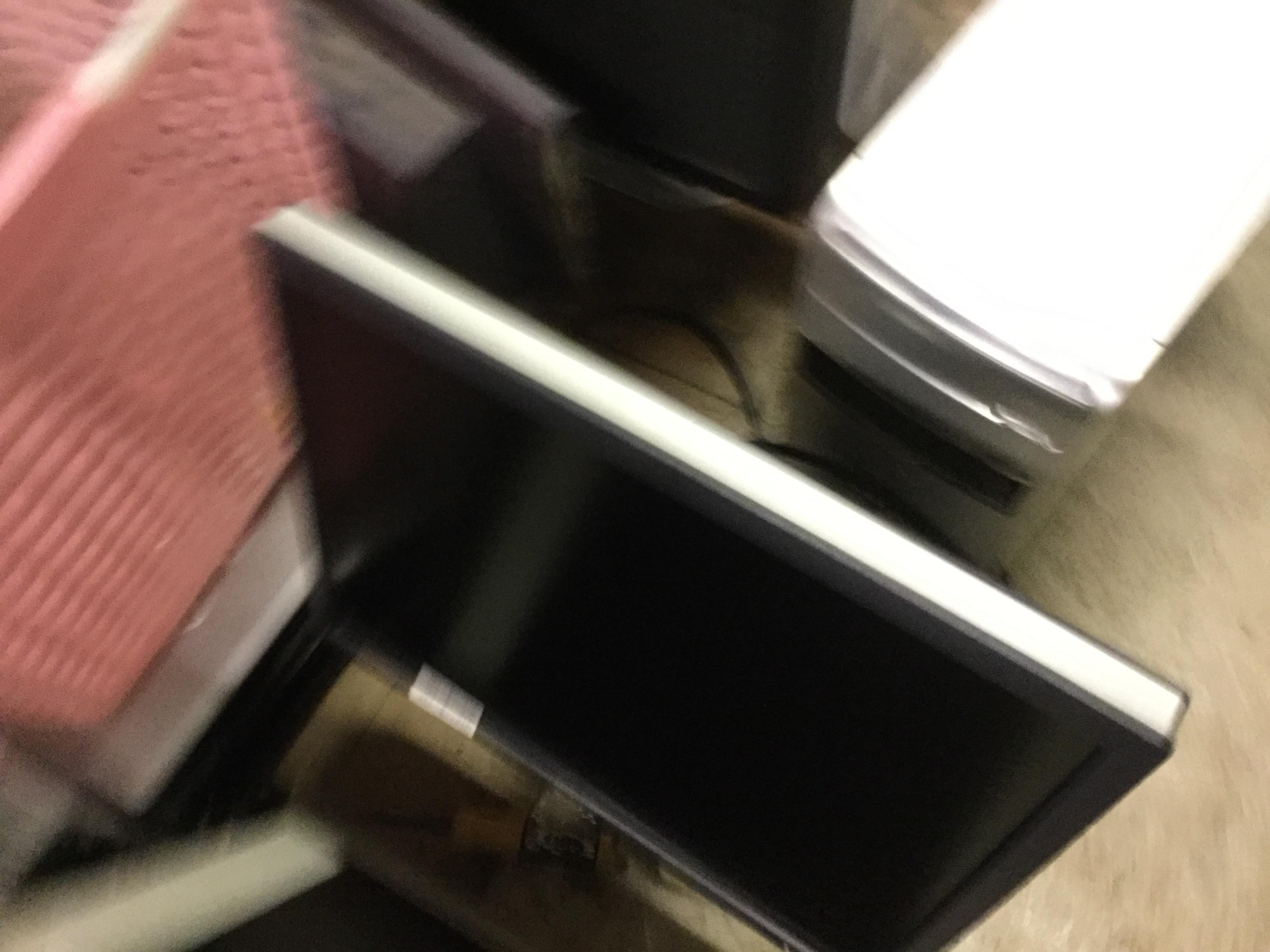 岡山市南区で回収したパソコンモニター