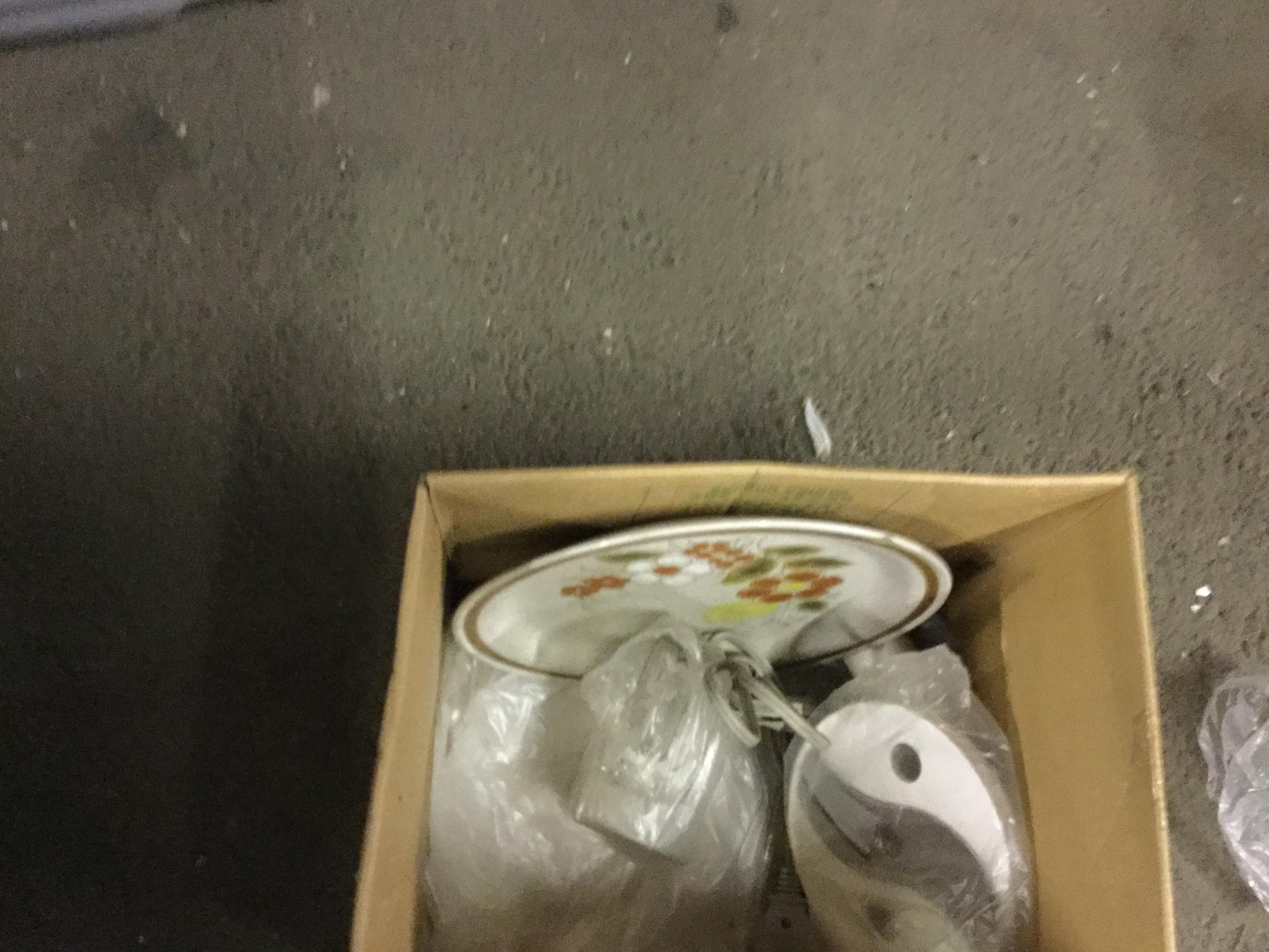 岡山市北区で不用品回収した食器
