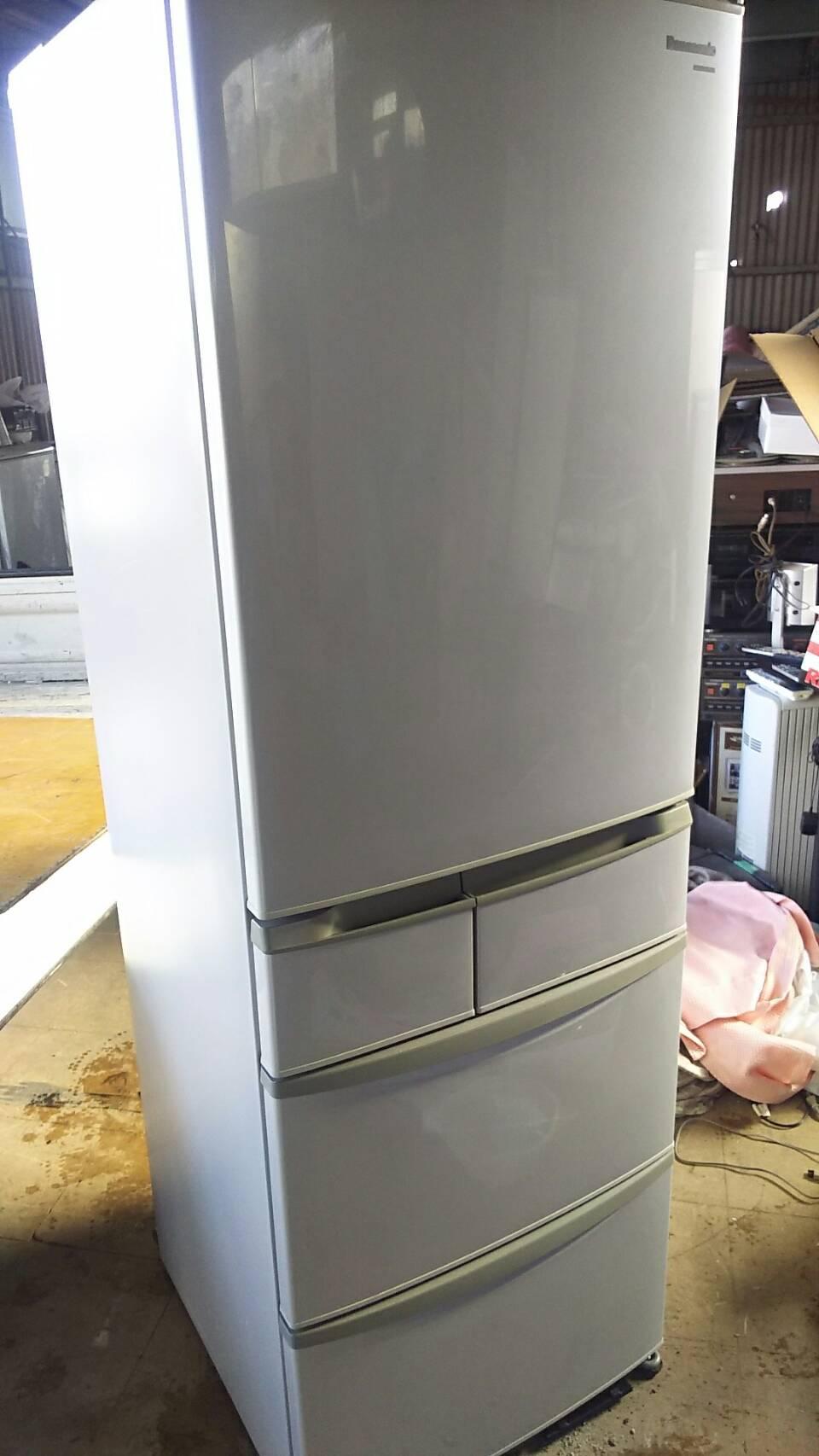 玉野市で不用品回収した冷蔵庫