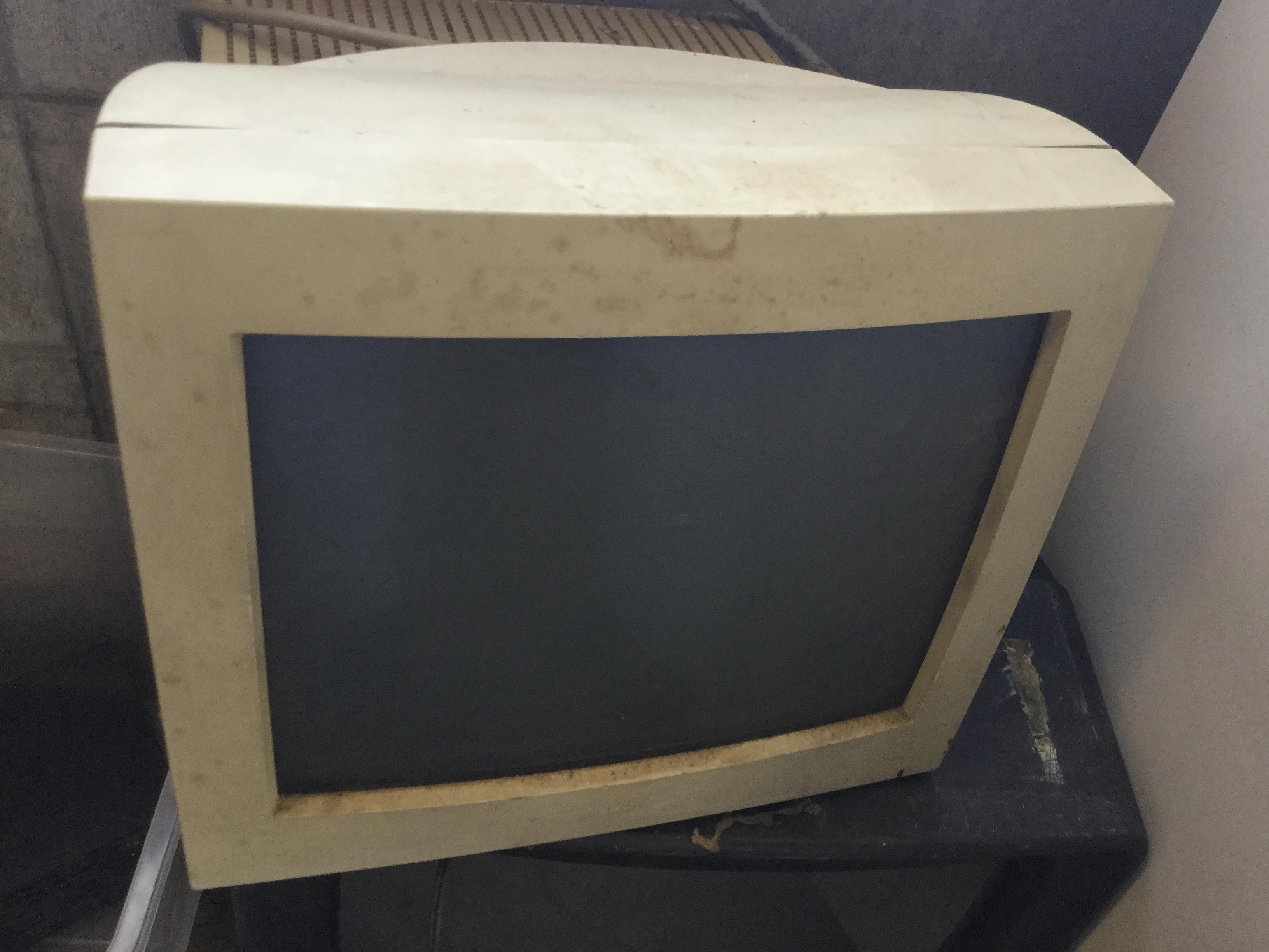 岡山市南区で不用品回収・処分したパソコンモニター
