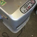 岡山市中区で不用品回収・処分したファンヒーター