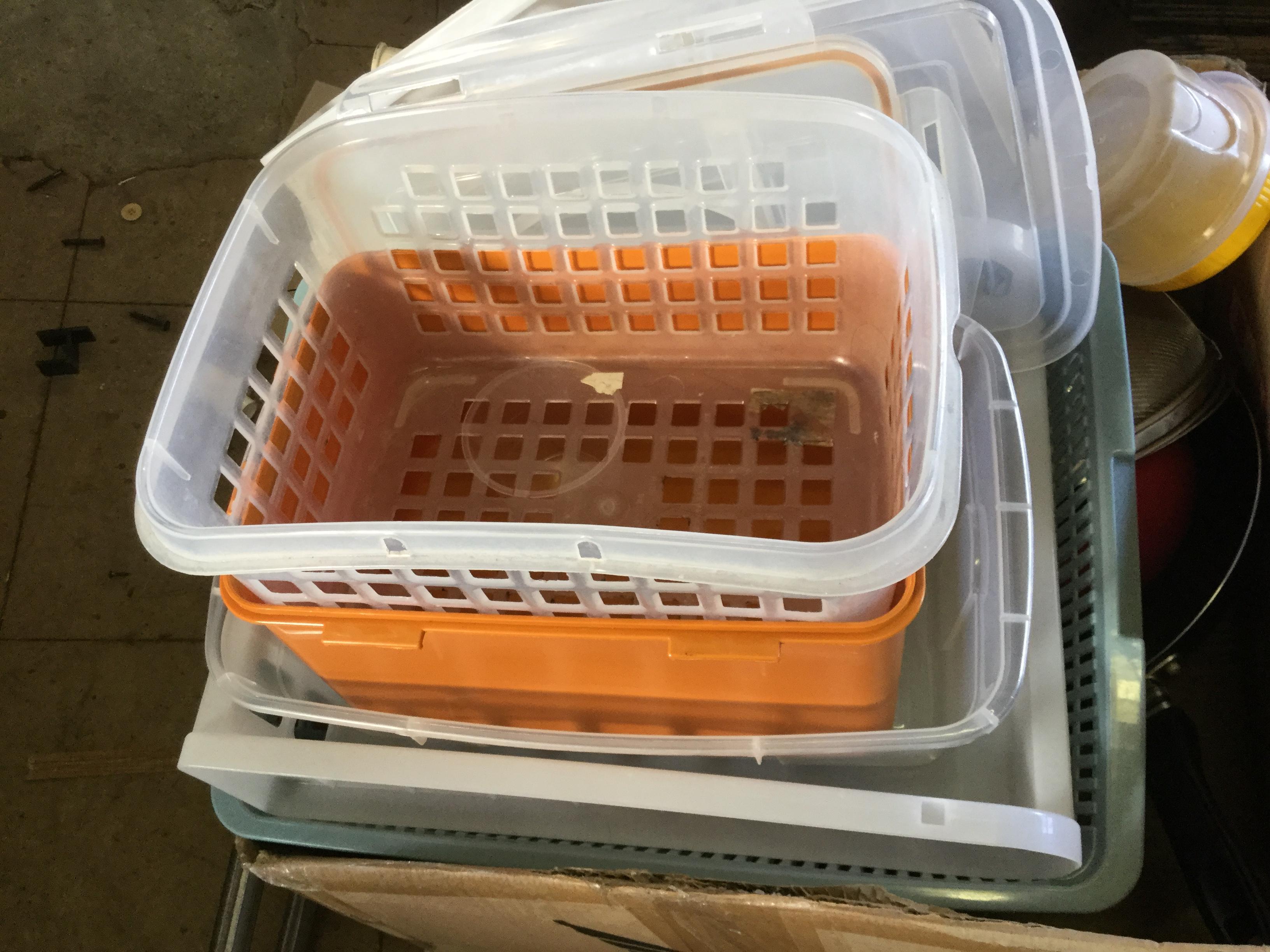 岡山市で不用品回収・処分したプラスチック