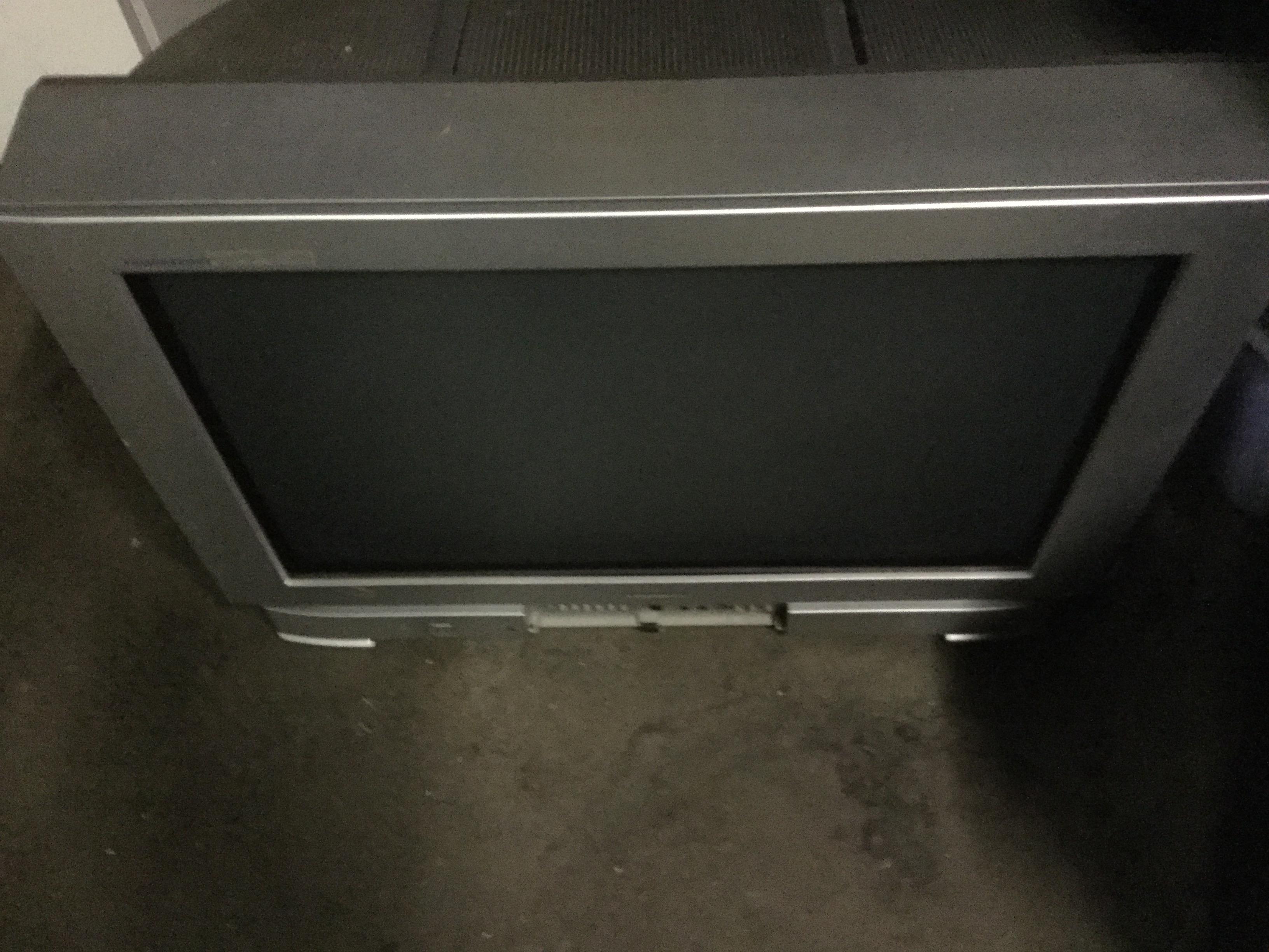 岡山市南区でブラウン管テレビの回収・処分