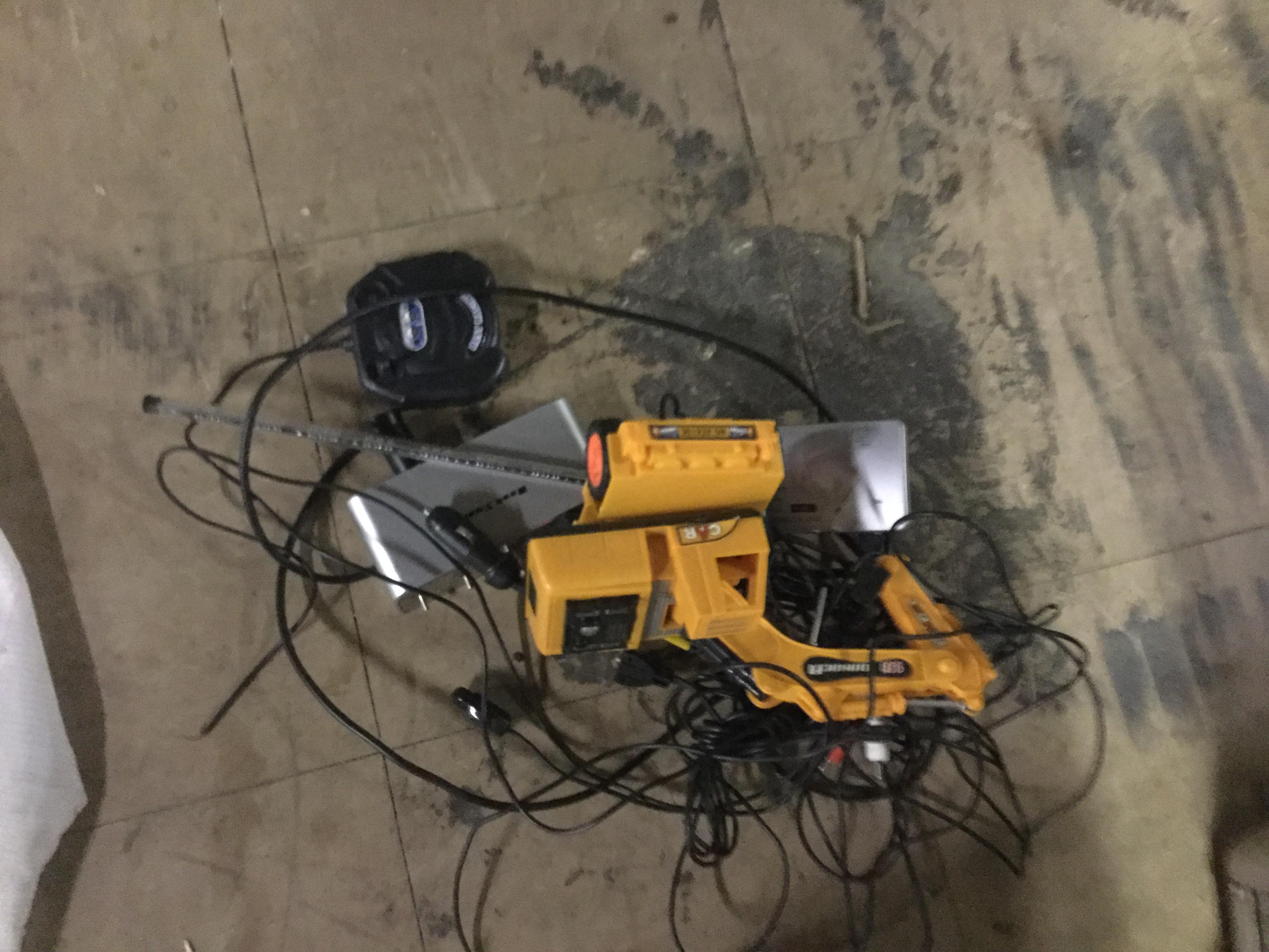 岡山市南区で電動工具の回収・処分