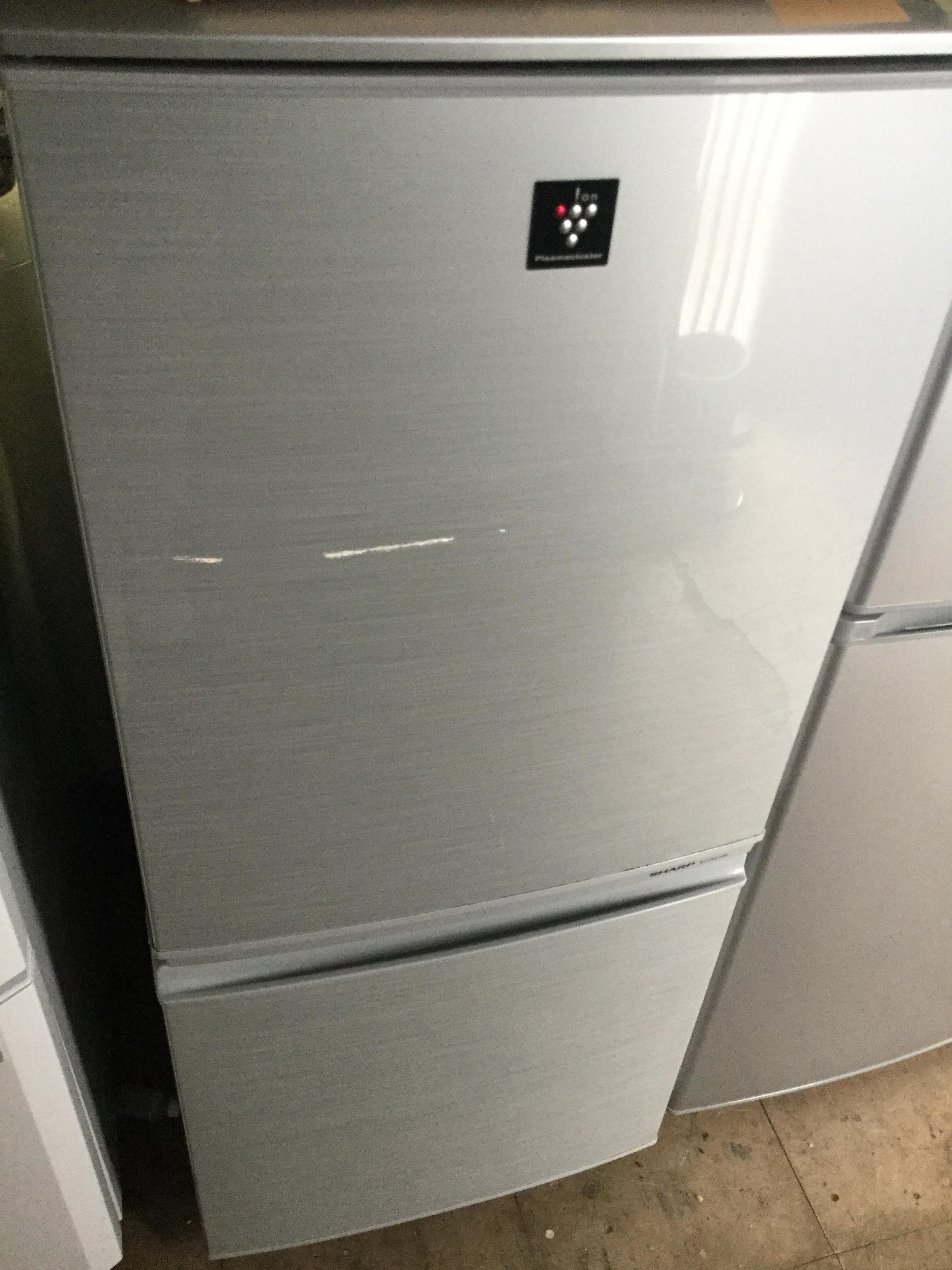 岡山市北区で不用品回収・処分した冷蔵庫