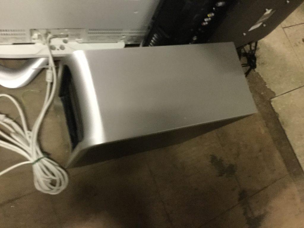 岡山市東区西大寺付近で回収したパソコン機器です。