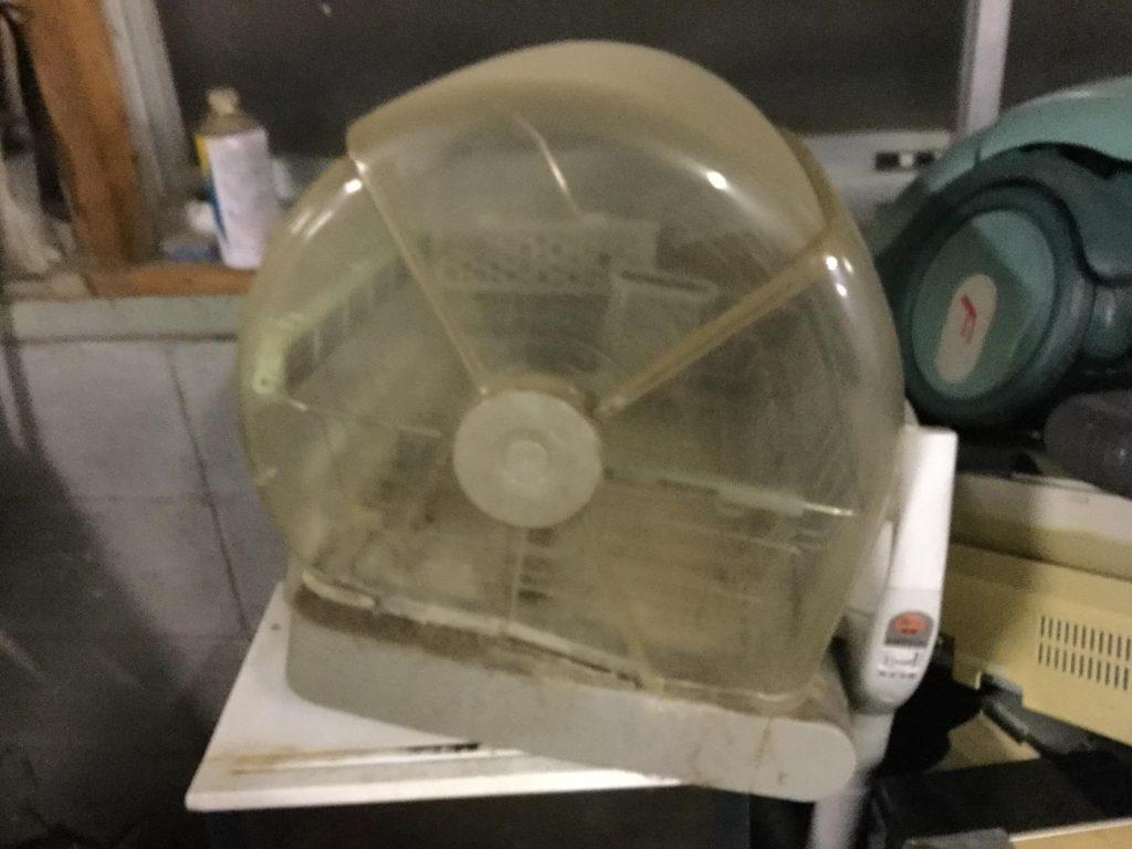 食器乾燥機です。