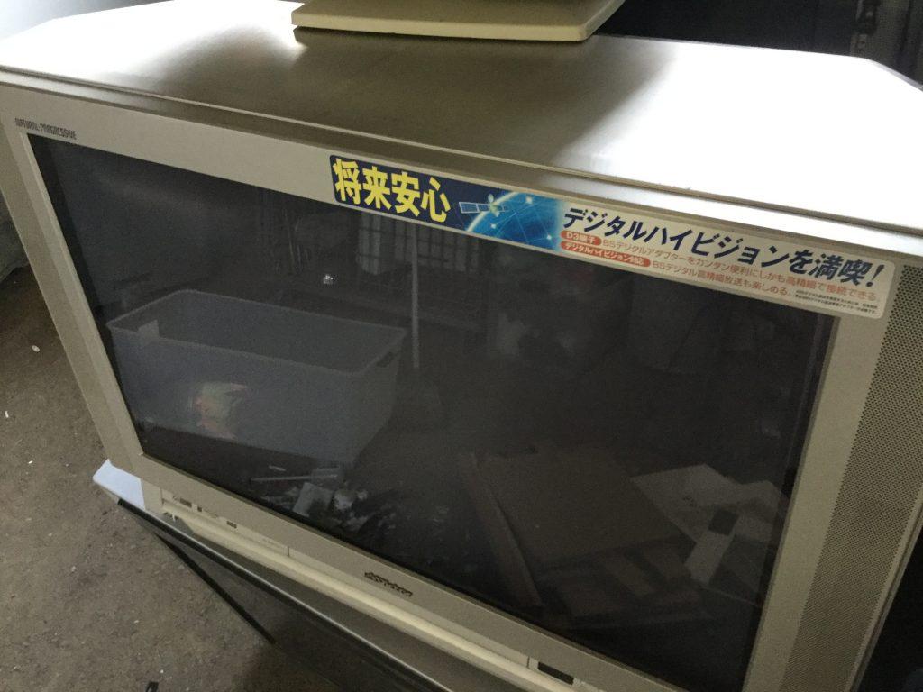 テレビです。