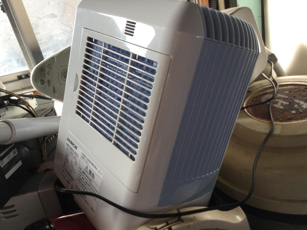空気清浄機です。