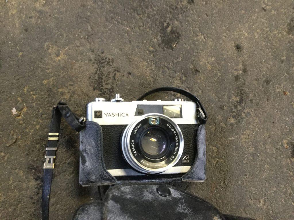 カメラです。