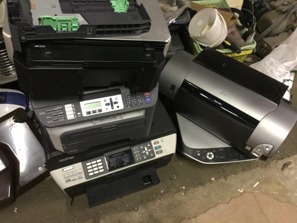 コピー機です。