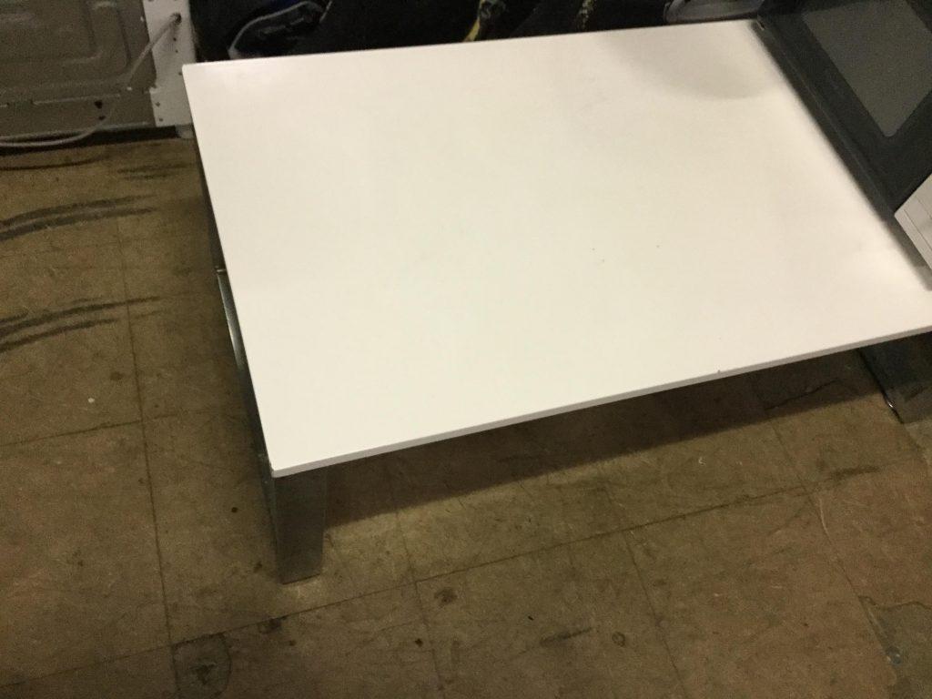 テーブルです。