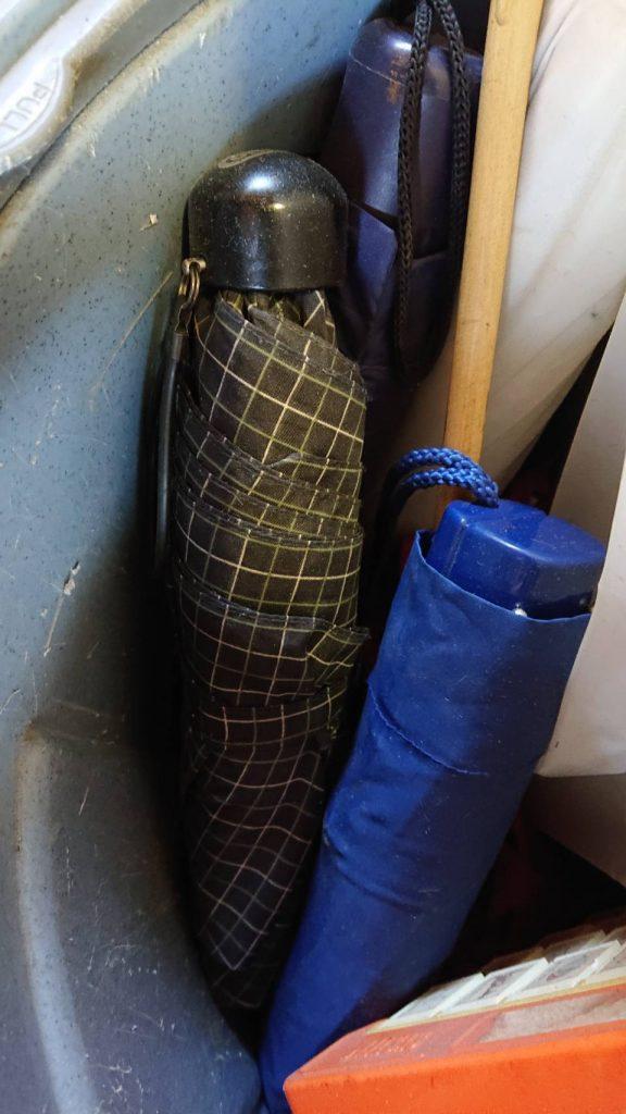 折畳み傘です。