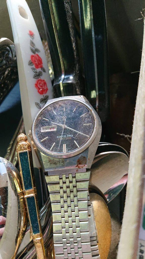 腕時計です。