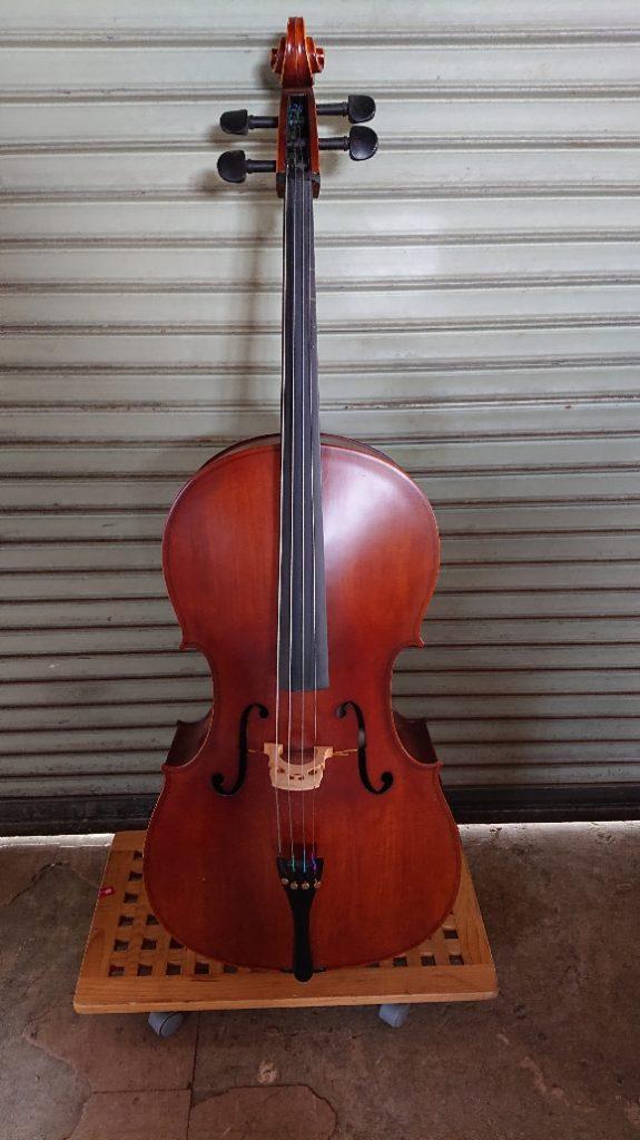 バイオリンです。
