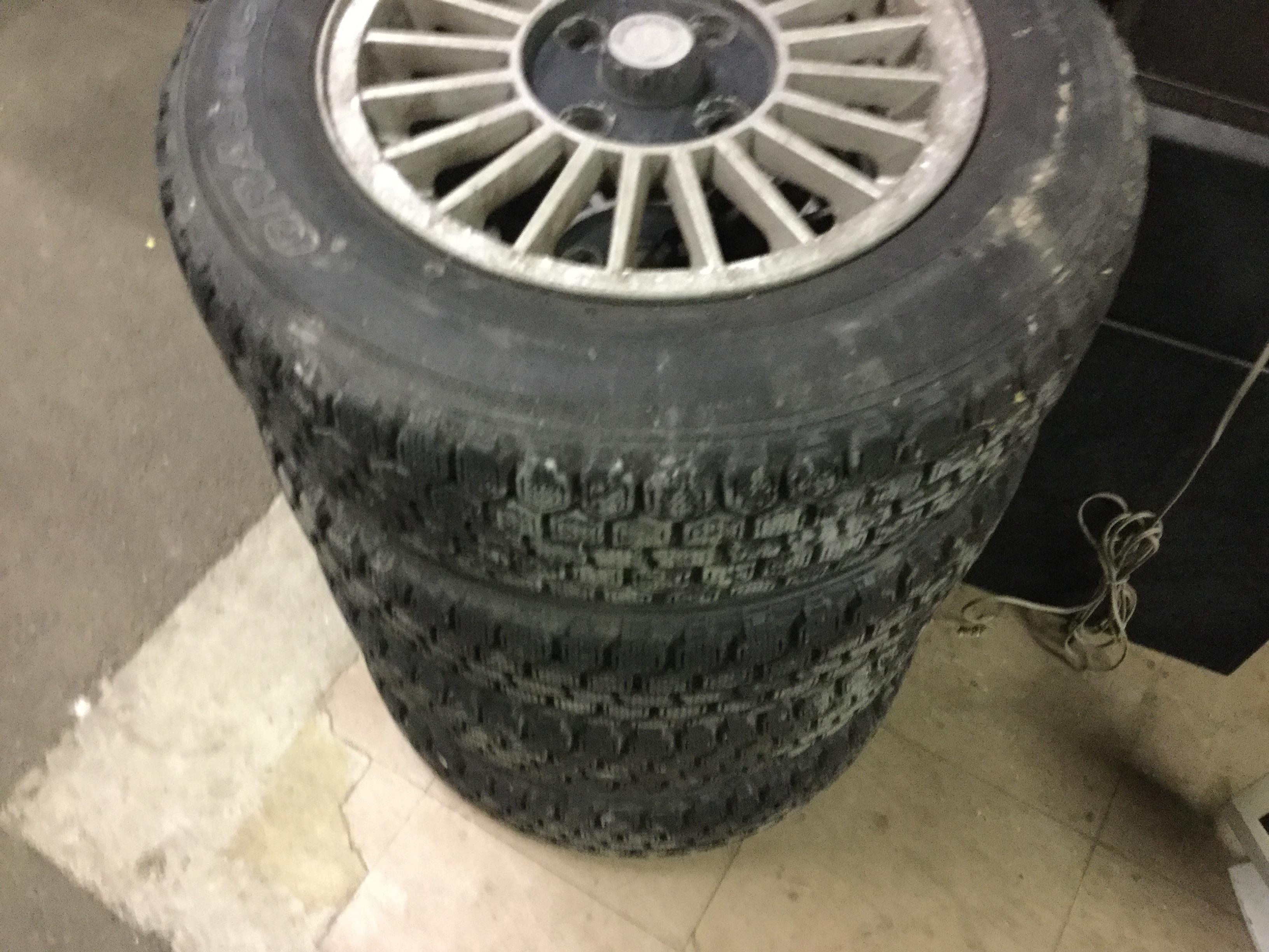 タイヤ⑤です。