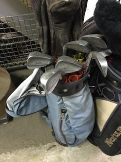 ゴルフクラブです。
