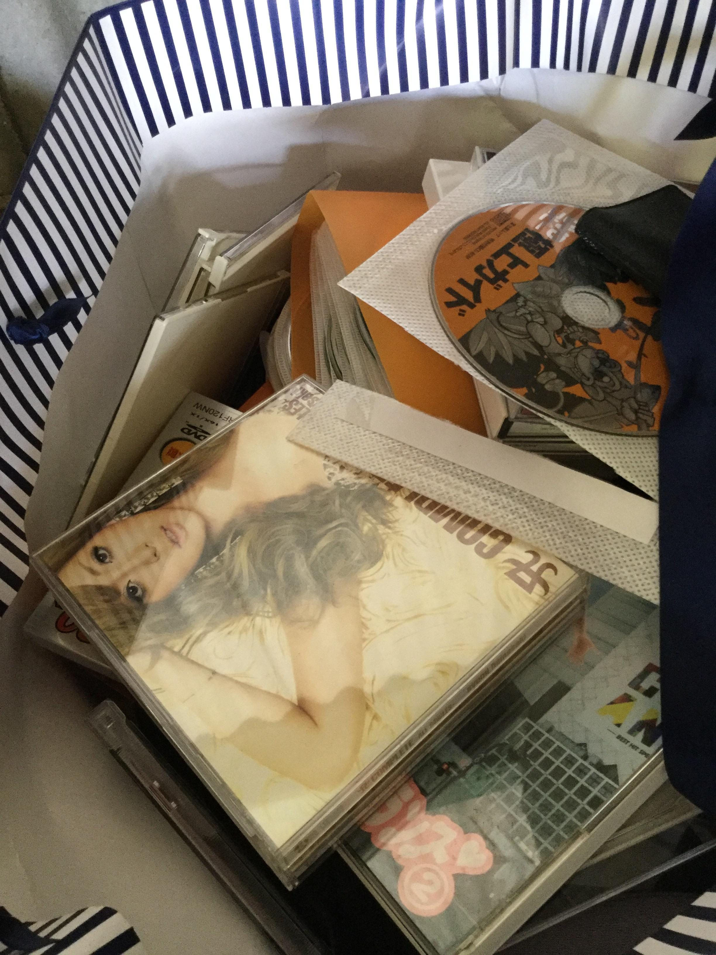 CDです。