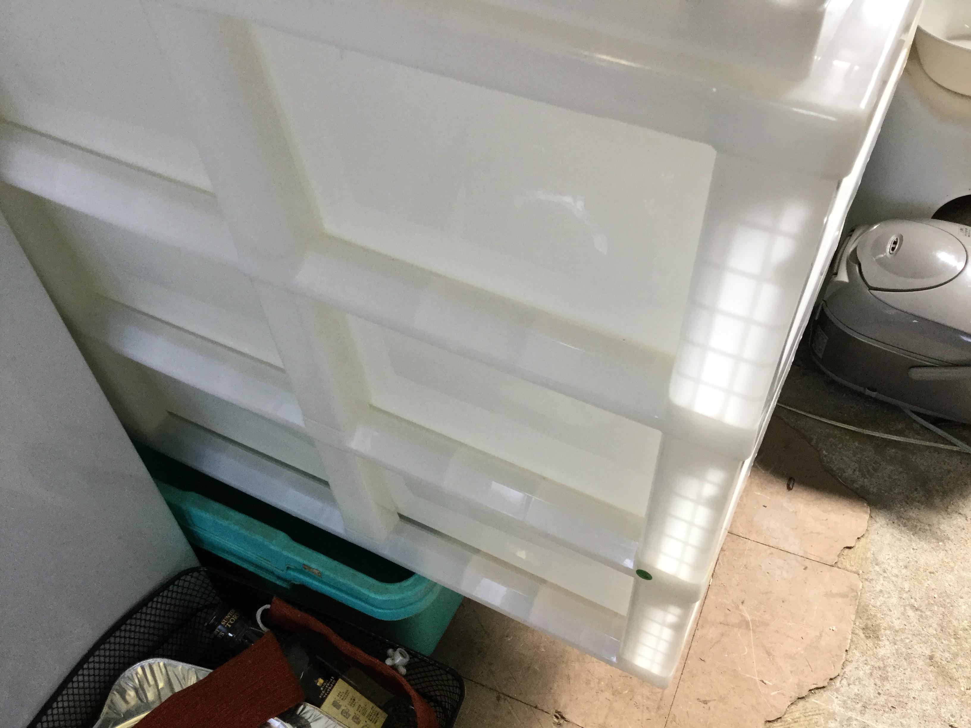 クリアボックスです。