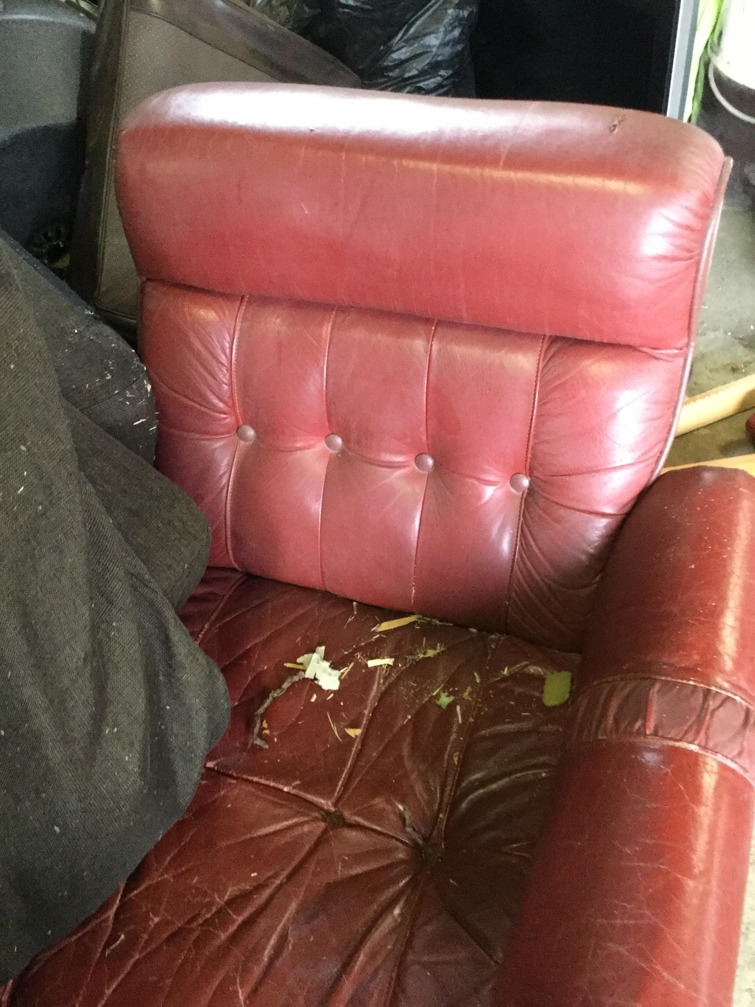 ソファーです。