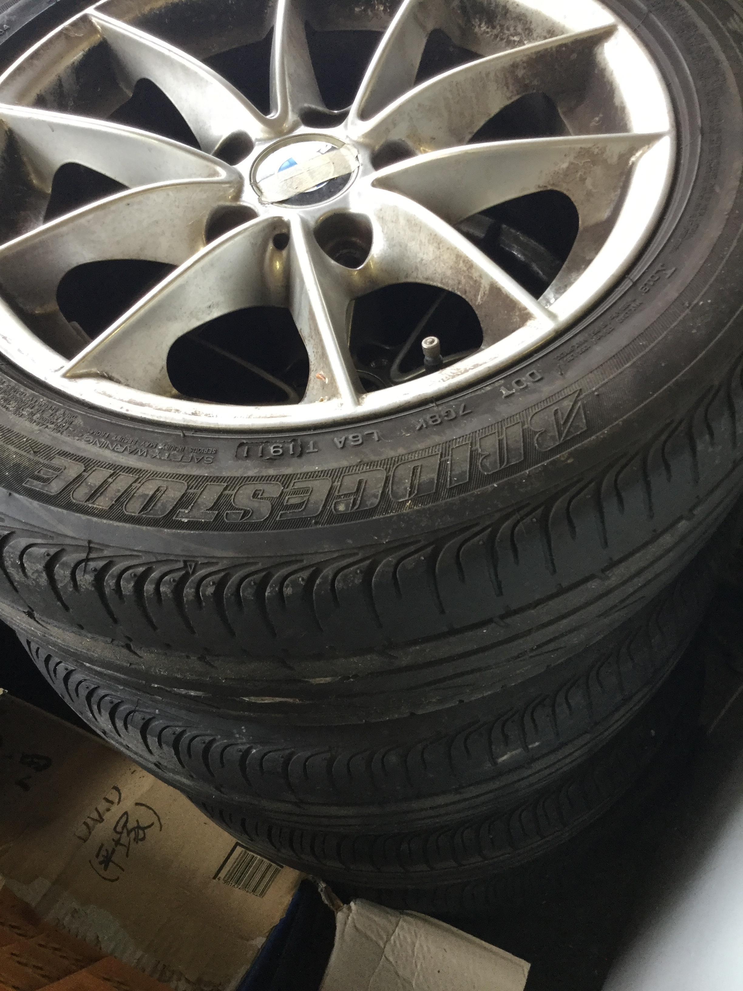 タイヤ②です。