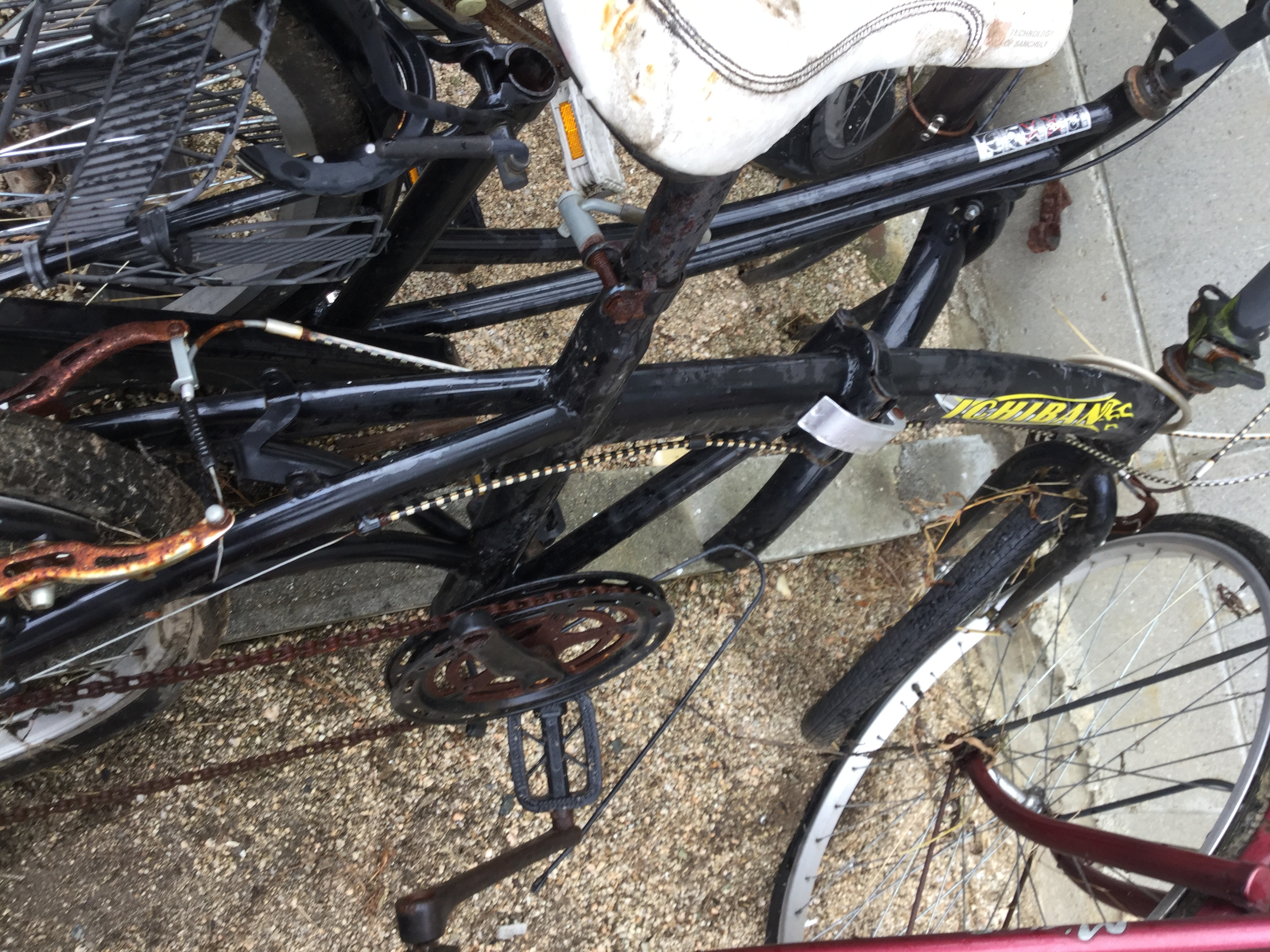 自転車⑤です。