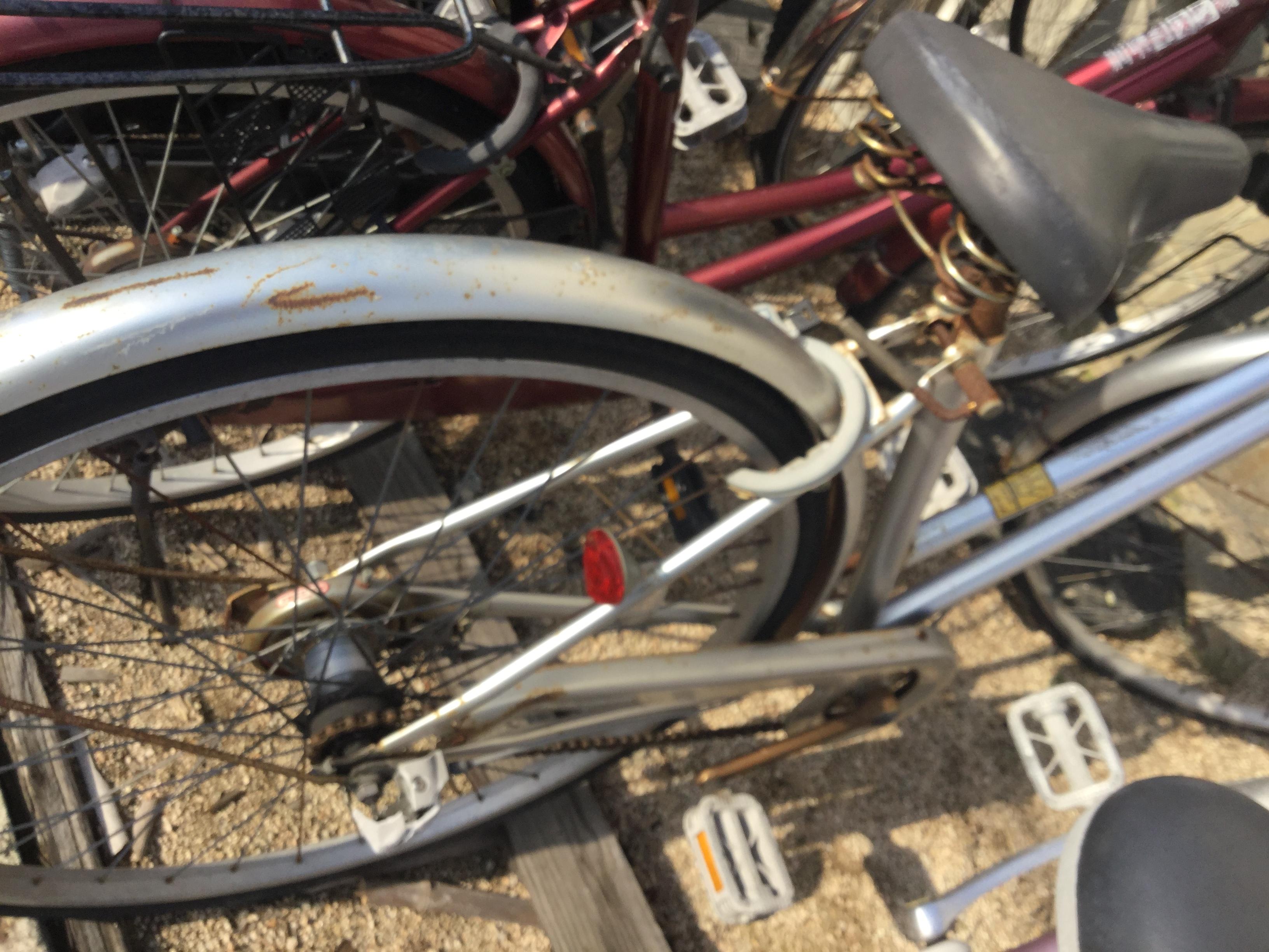 ^_自転車④です。