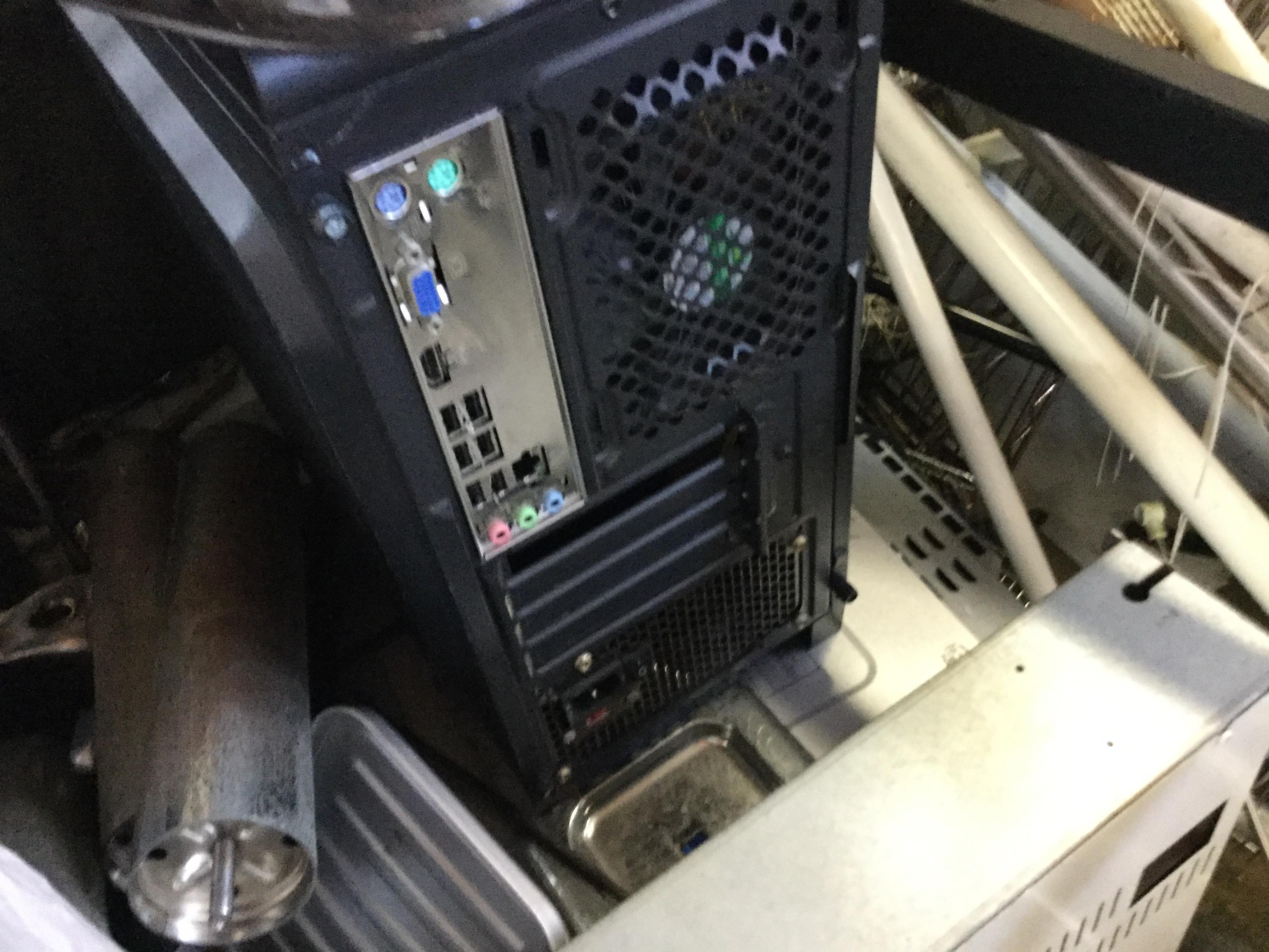 パソコン機器です。