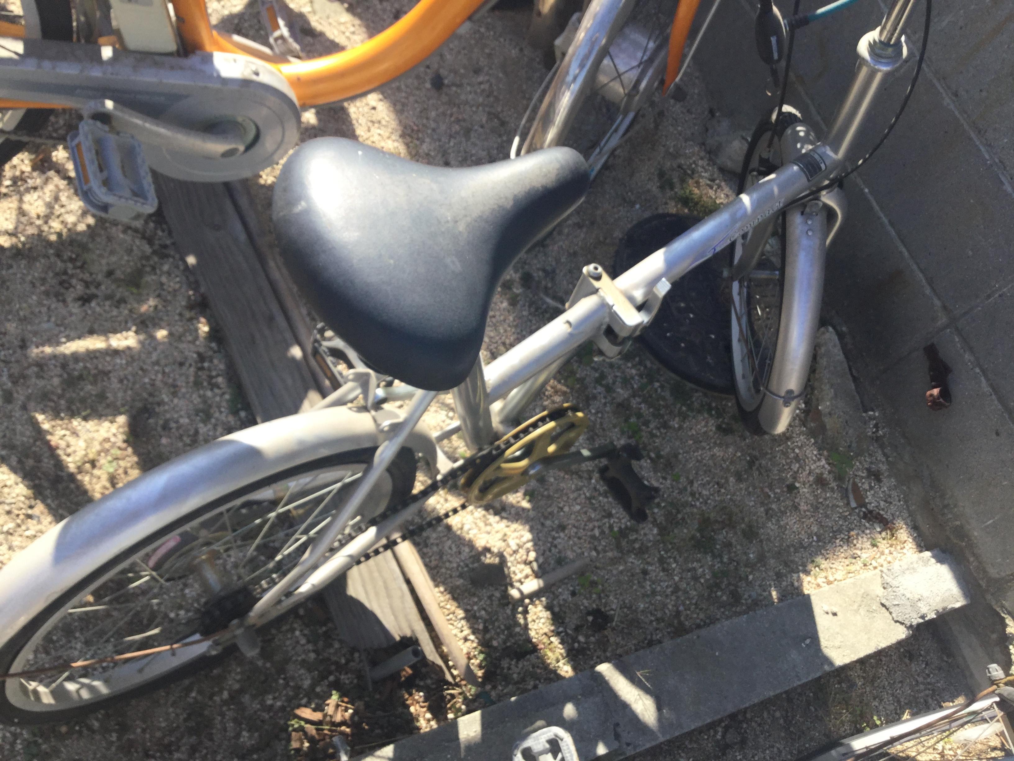 自転車②です。