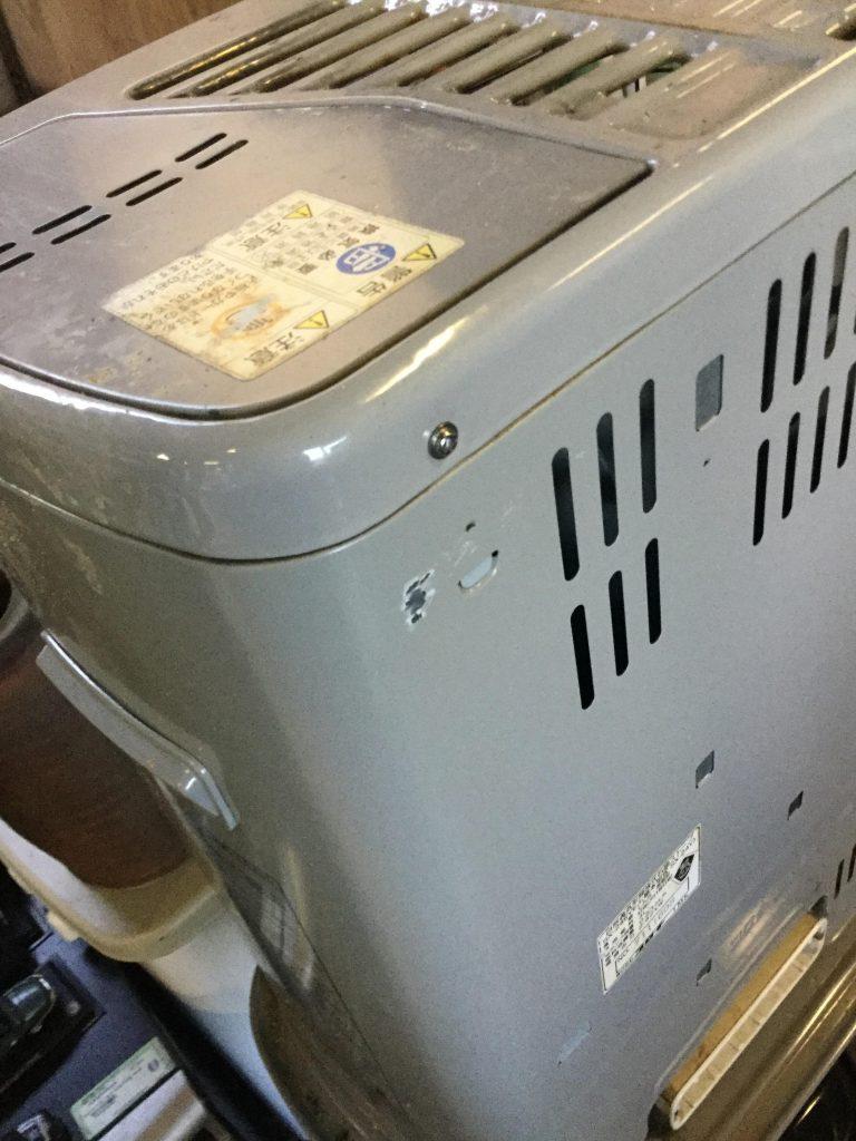 玉野市で不用品回収したストーブ