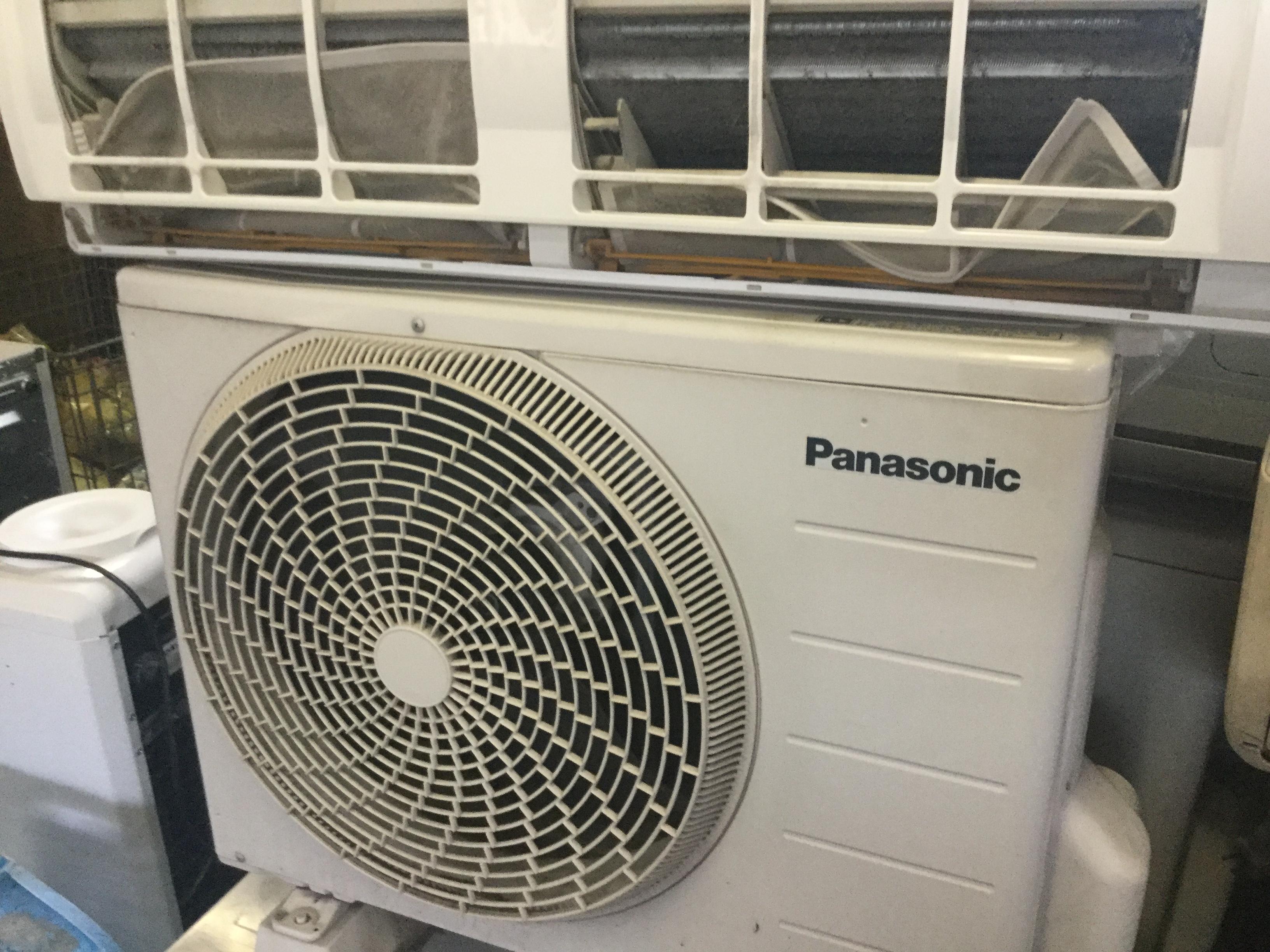 岡山市北区でエアコン処分
