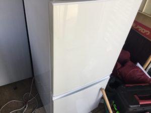 岡山県内で回収した冷蔵庫