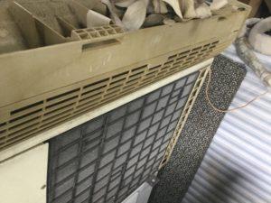 岡山市中区門田屋敷でのエアコンの不用品回収品