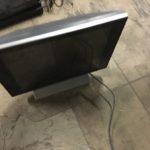 岡山市東区で回収した液晶テレビ
