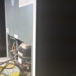 笠岡市で回収した冷蔵庫