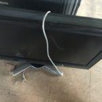 総社市で回収した液晶テレビ