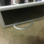 赤磐市で回収した液晶テレビ